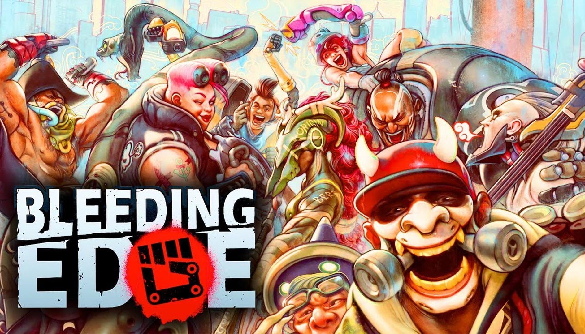 Bleeding Edge: l'alpha dell'esclusiva Microsoft arriva a breve
