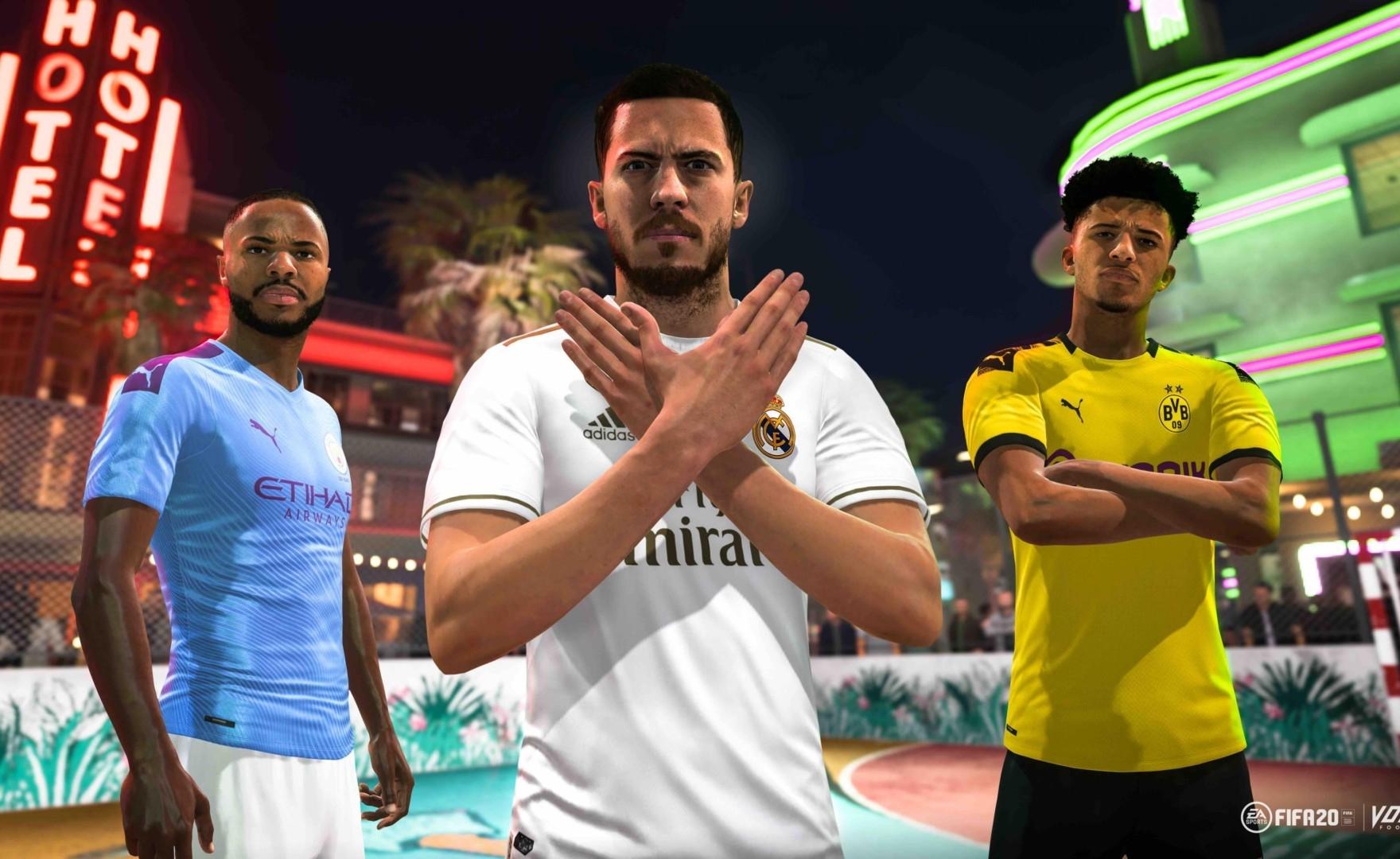 FIFA 20: oltre 10 milioni di giocatori in tutto il mondo