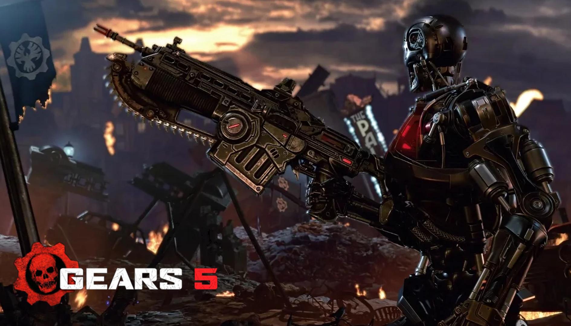 Gears 5: squalifiche record per chi abbandona le partite