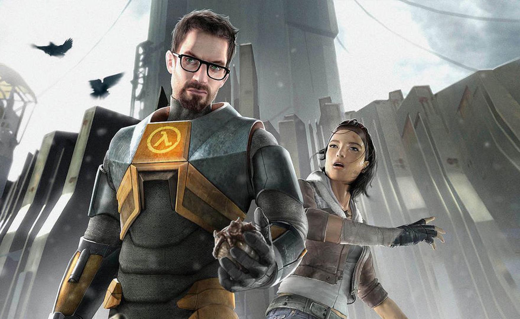 Half-Life, un teaser fanmade mostra il gioco in ray tracing