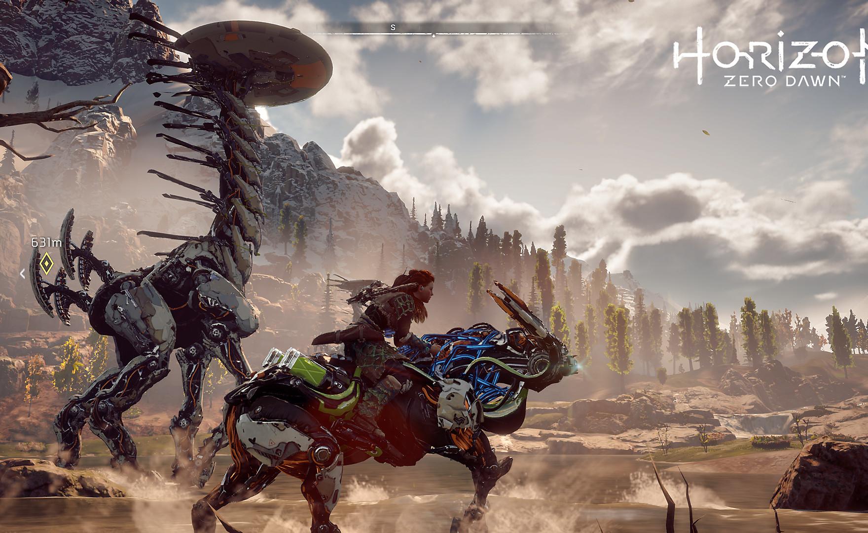 Horizon Zero Dawn PC: data di uscita svelata dal nuovo trailer