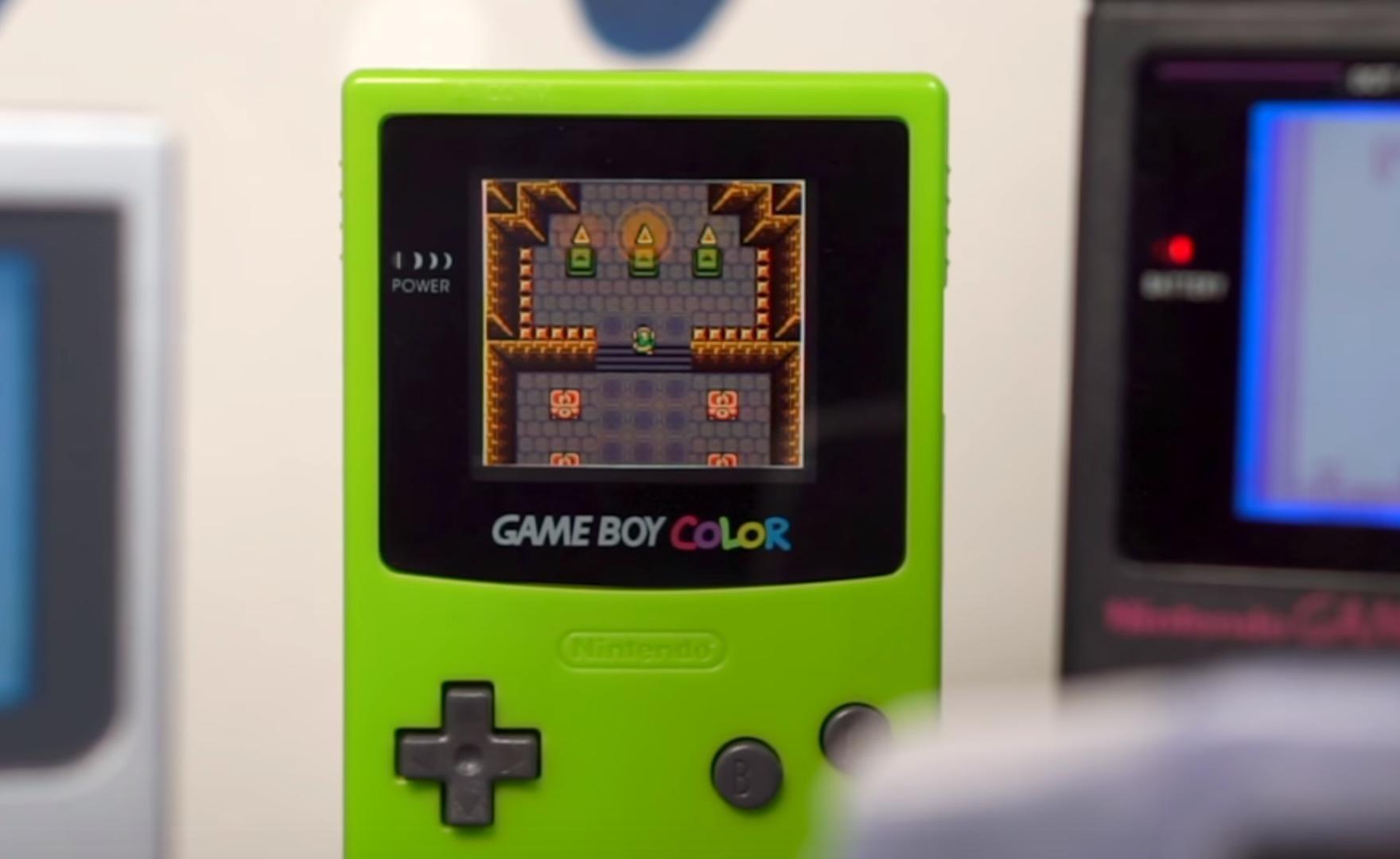 Il Game Boy Color compie 21 anni
