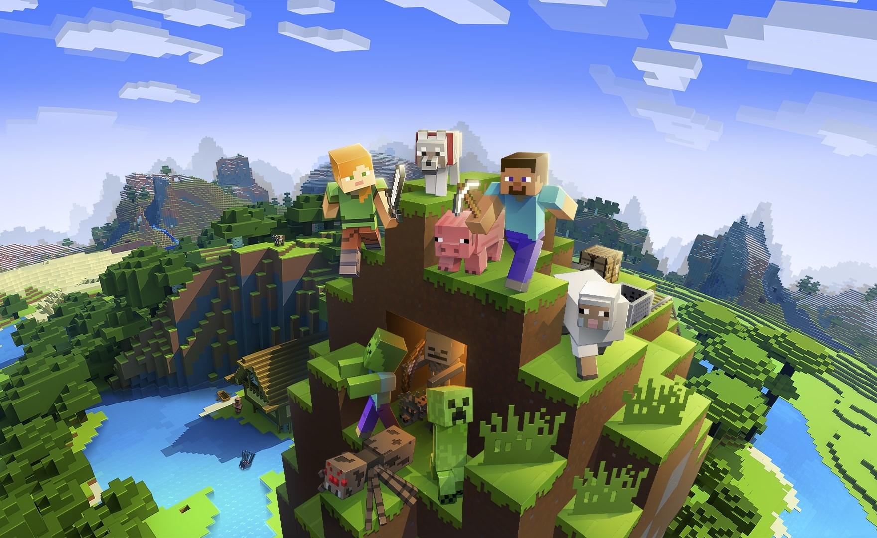 Minecraft: un giocatore ha completato il titolo senza rompere neanche un singolo blocco