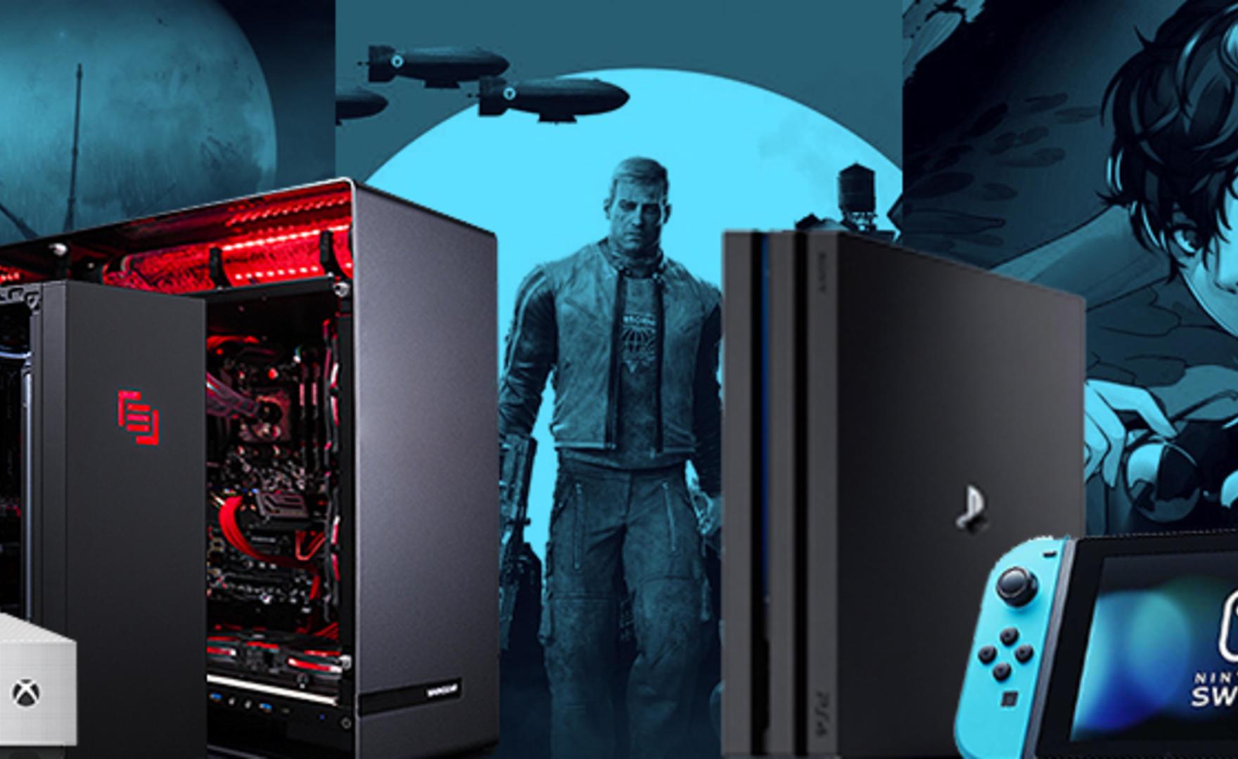 Giochi in uscita ottobre 2019   PS4   Xbox One   Switch   PC