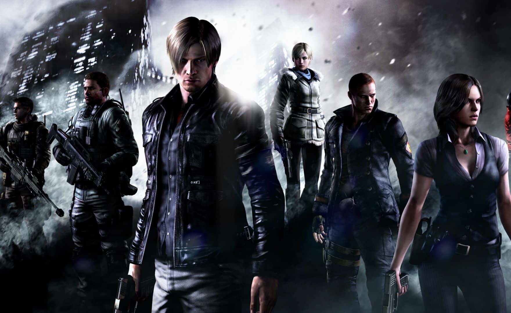 La serie Resident Evil ha venduto 91 milioni di copie nel mondo