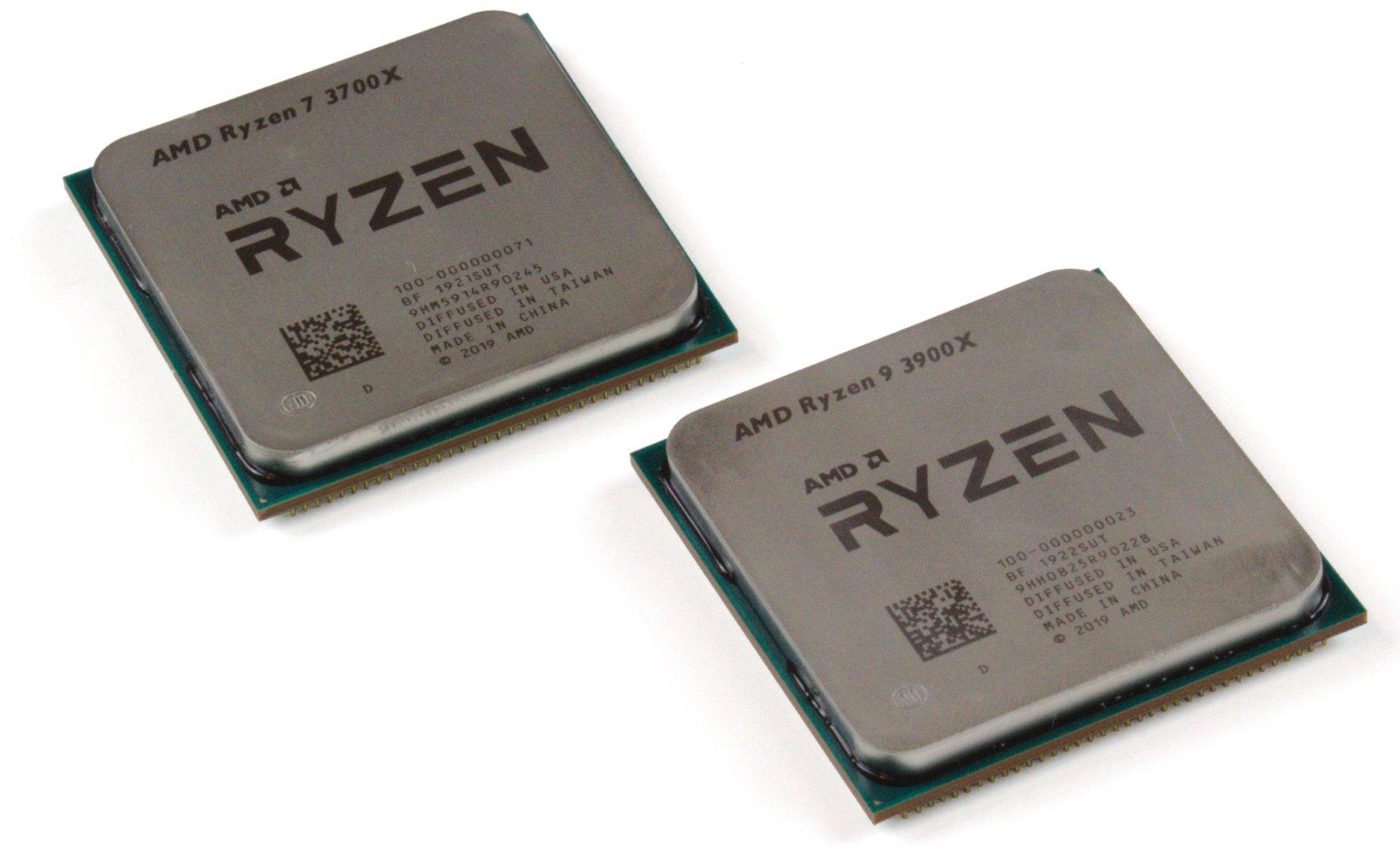 Ryzen 9 3900 e Ryzen 5 3500X al debutto, ma non potete acquistarli in negozio
