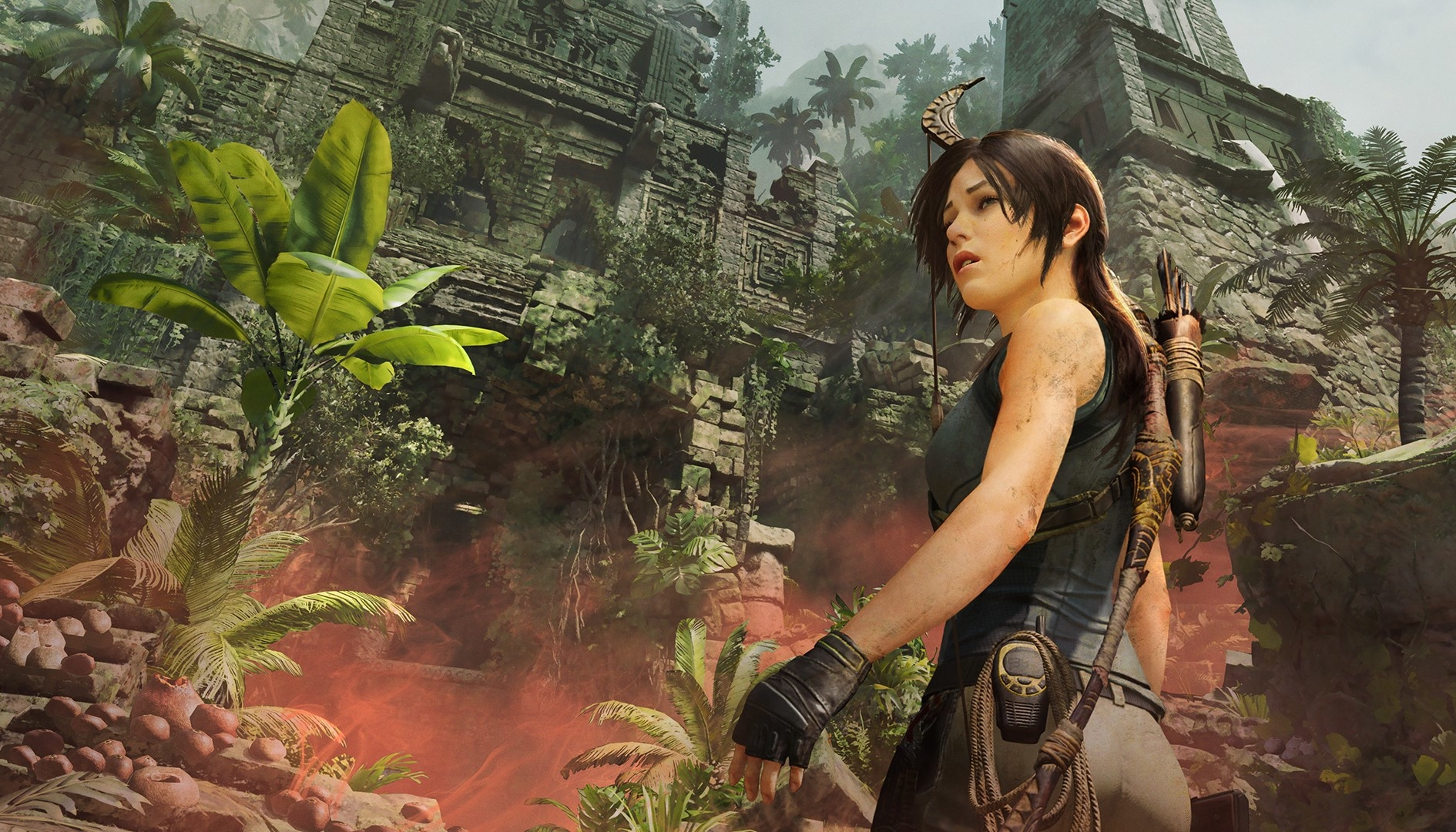 Shadow of the Tomb Raider: è in arrivo una Definitive Edition?