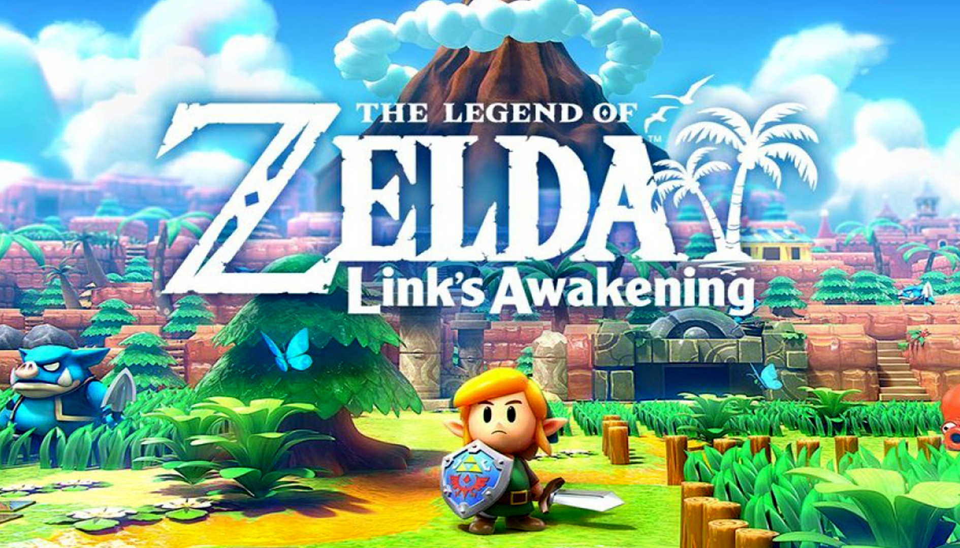 The Legend of Zelda Link's Awakening ha fatto segnare vendite record in Europa
