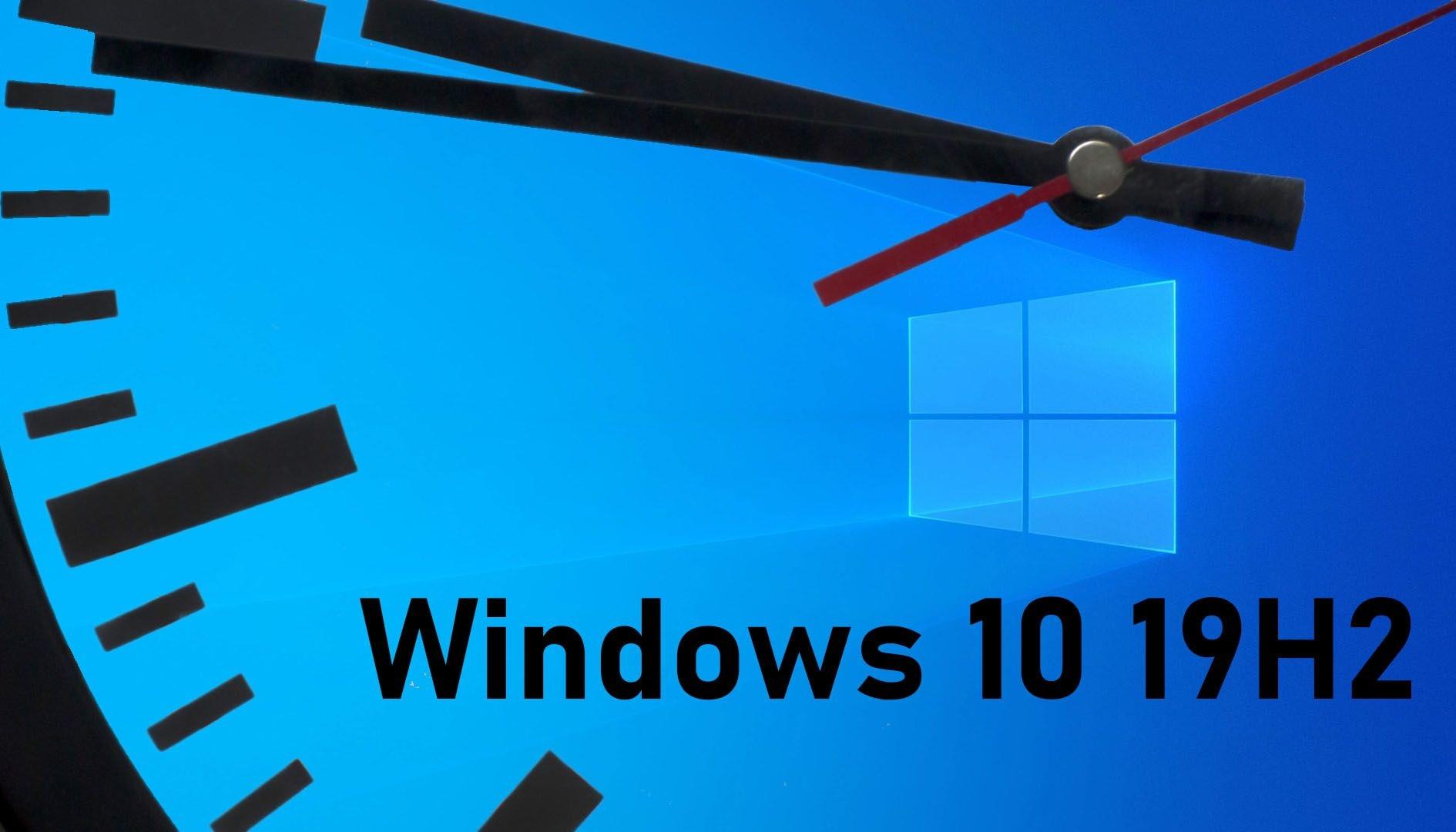 Windows 10 1909 (19H2) in arrivo, le principali novità