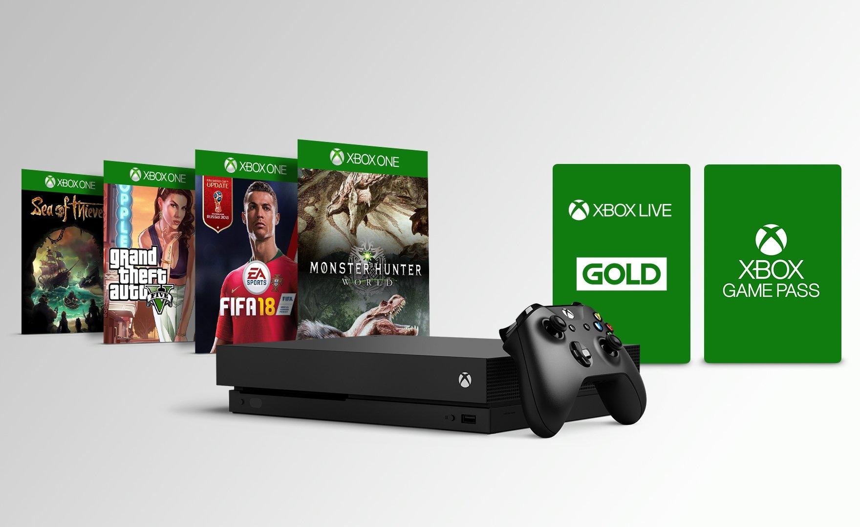 Svelato il design del nuovo Xbox Store