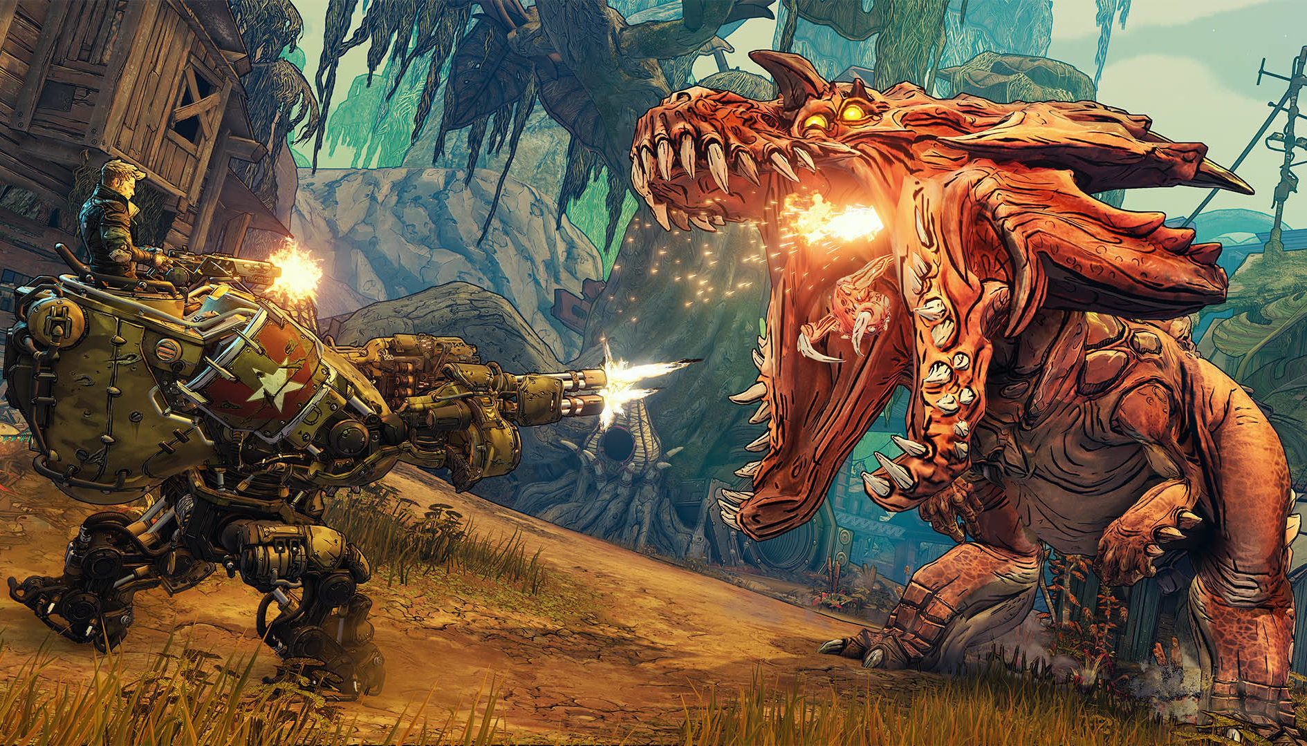 Borderlands 3, scoperto un glitch che rende invincibili