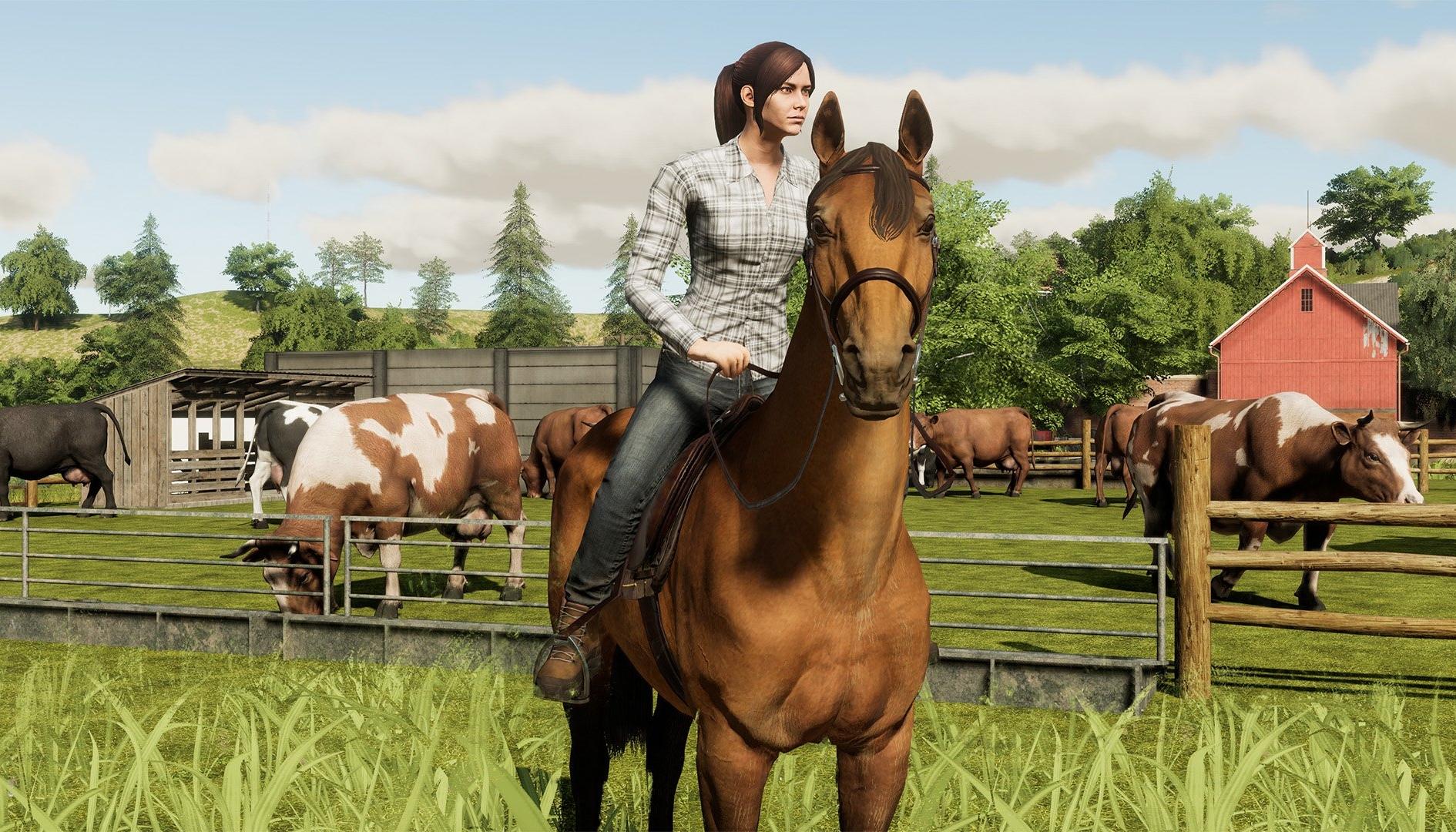 Farming Simulator 2019: Platinum Edition, la mia fattoria per un cavallo!