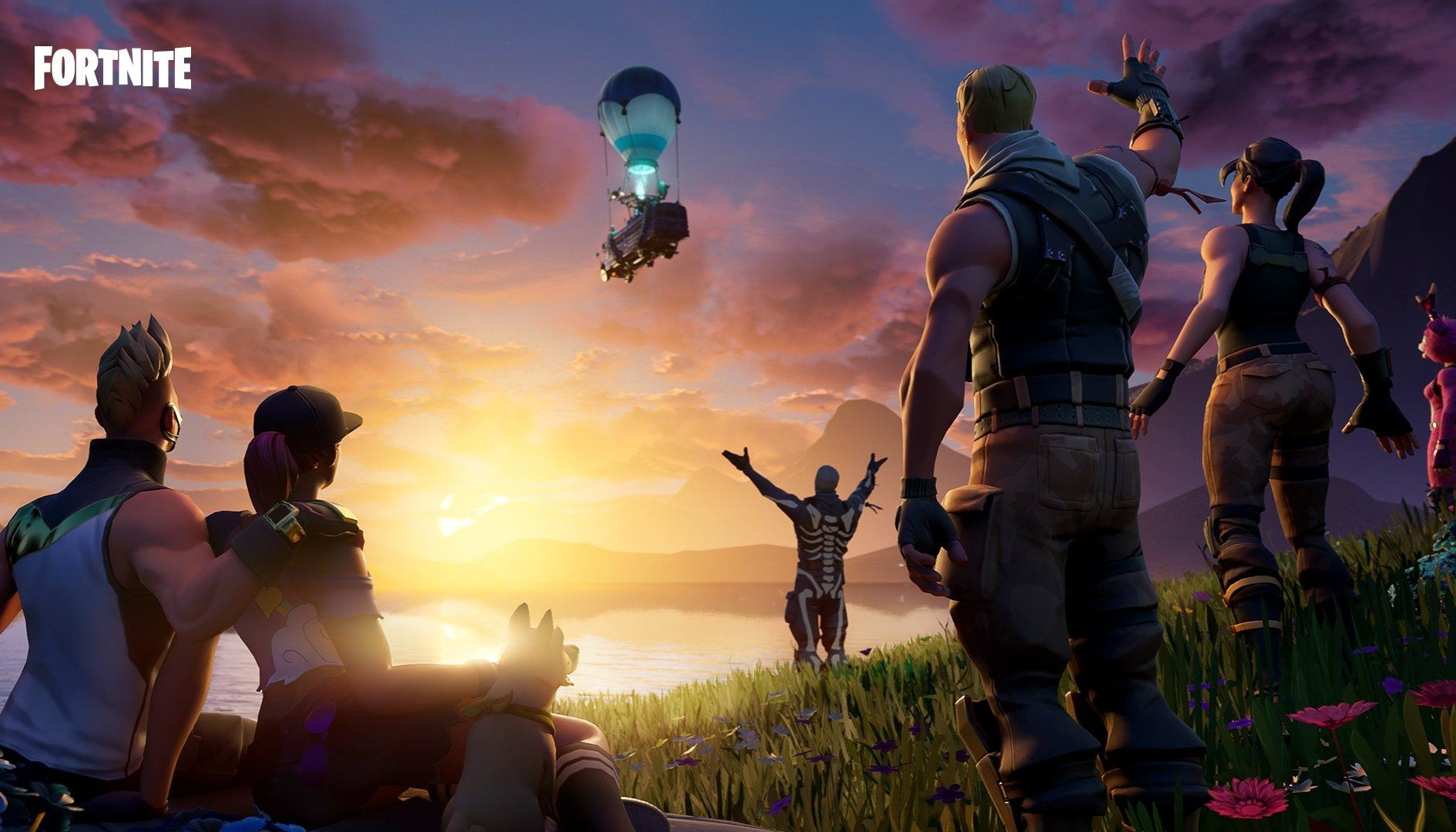 Fortnite Capitolo 2 Stagione 1: trailer cinematico svelato da un leak