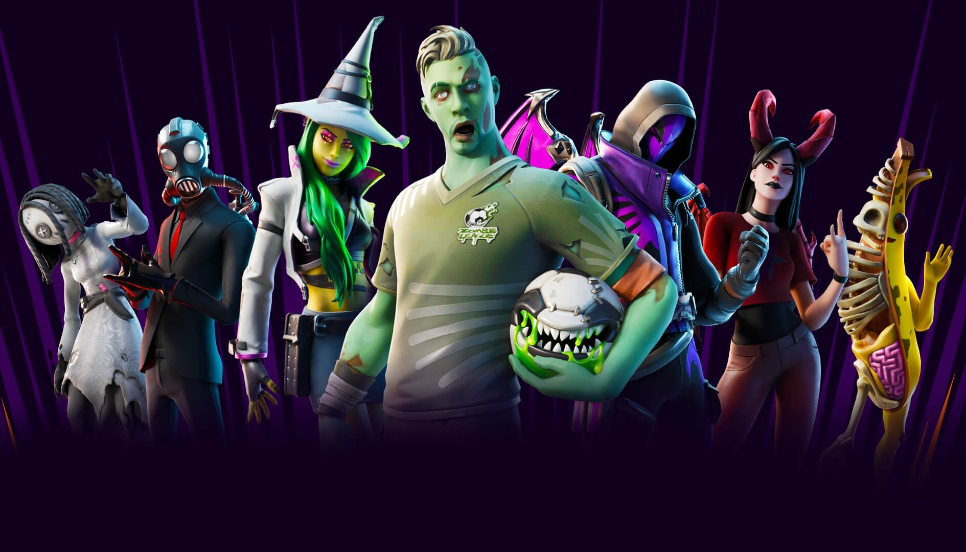 Fortnite: i bug delle missioni di Halloween sono stati risolti