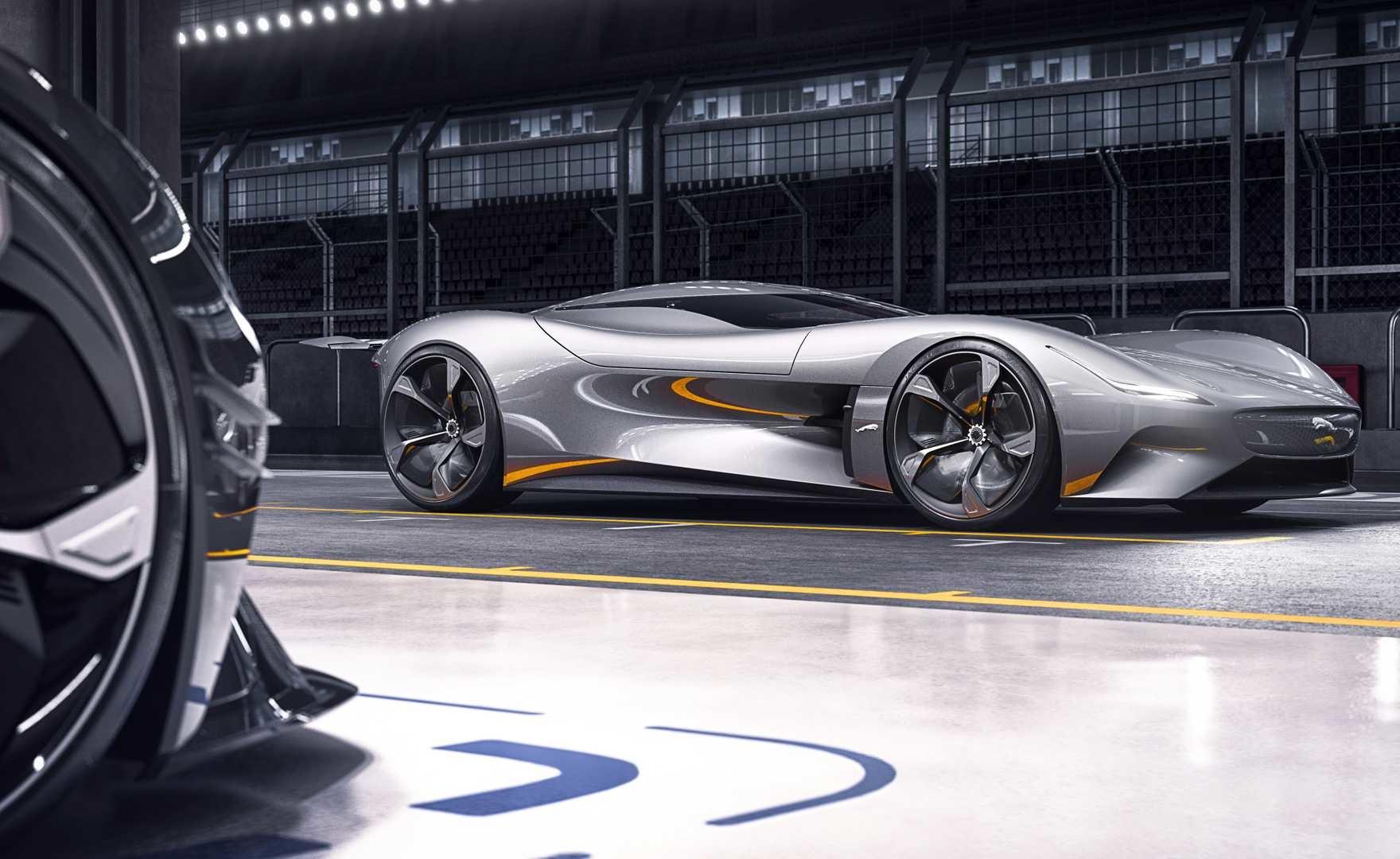 Gran Turismo Sport, annunciata la Jaguar Vision Gran Turismo Coupé