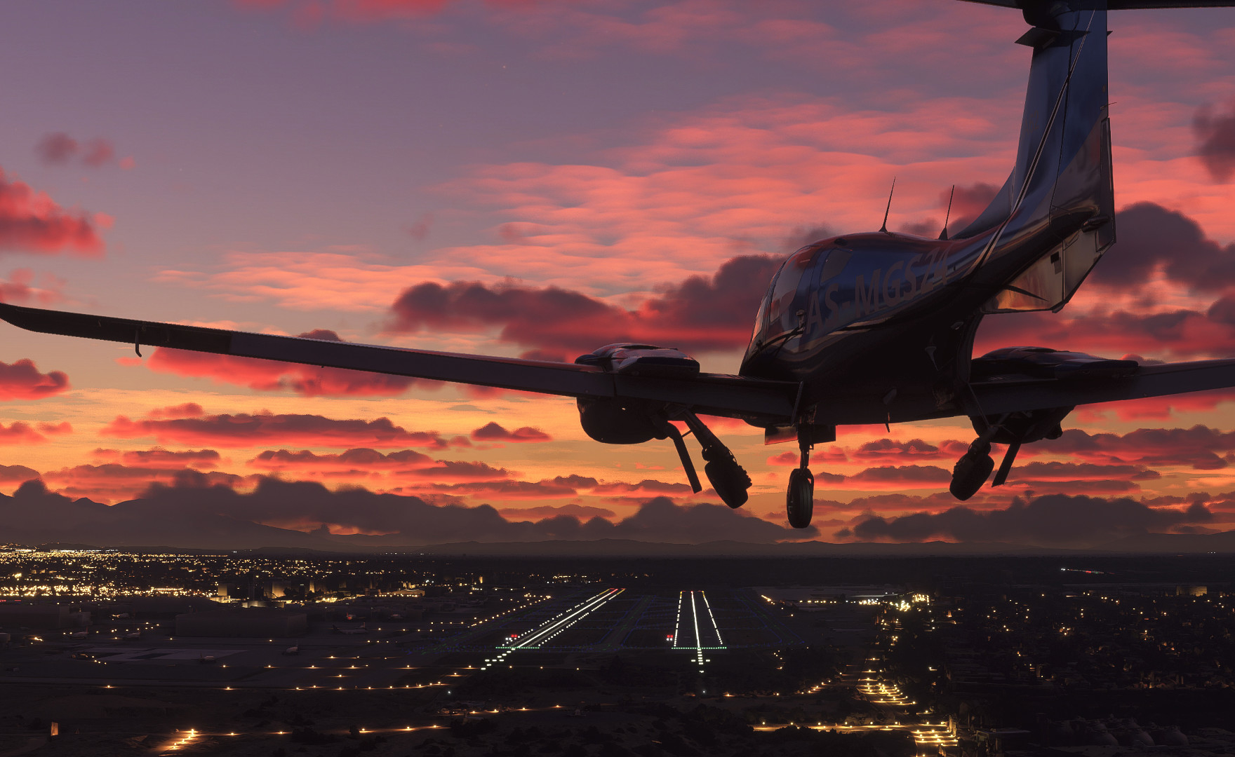 Microsoft Flight Simulator: video e informazioni dalla versione Alpha
