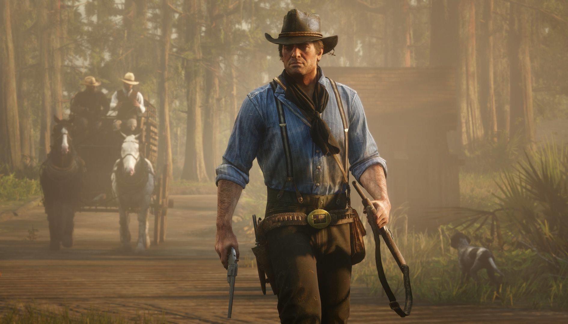 Red Dead Redemption 2: ecco le immagini della versione PC e miglioramenti tecnici