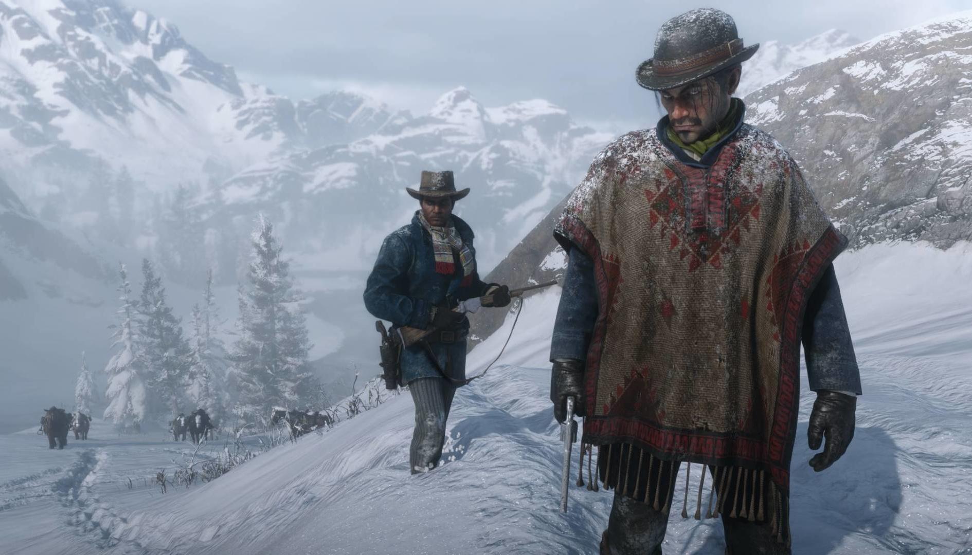 Red Dead Redemption 2, accoglienza tiepida su Steam