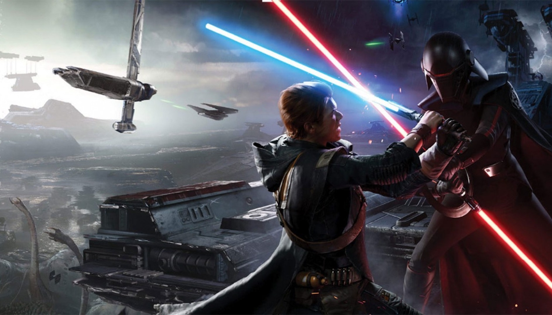 Electronic Arts torna su Steam con Star Wars Jedi: Fallen Order