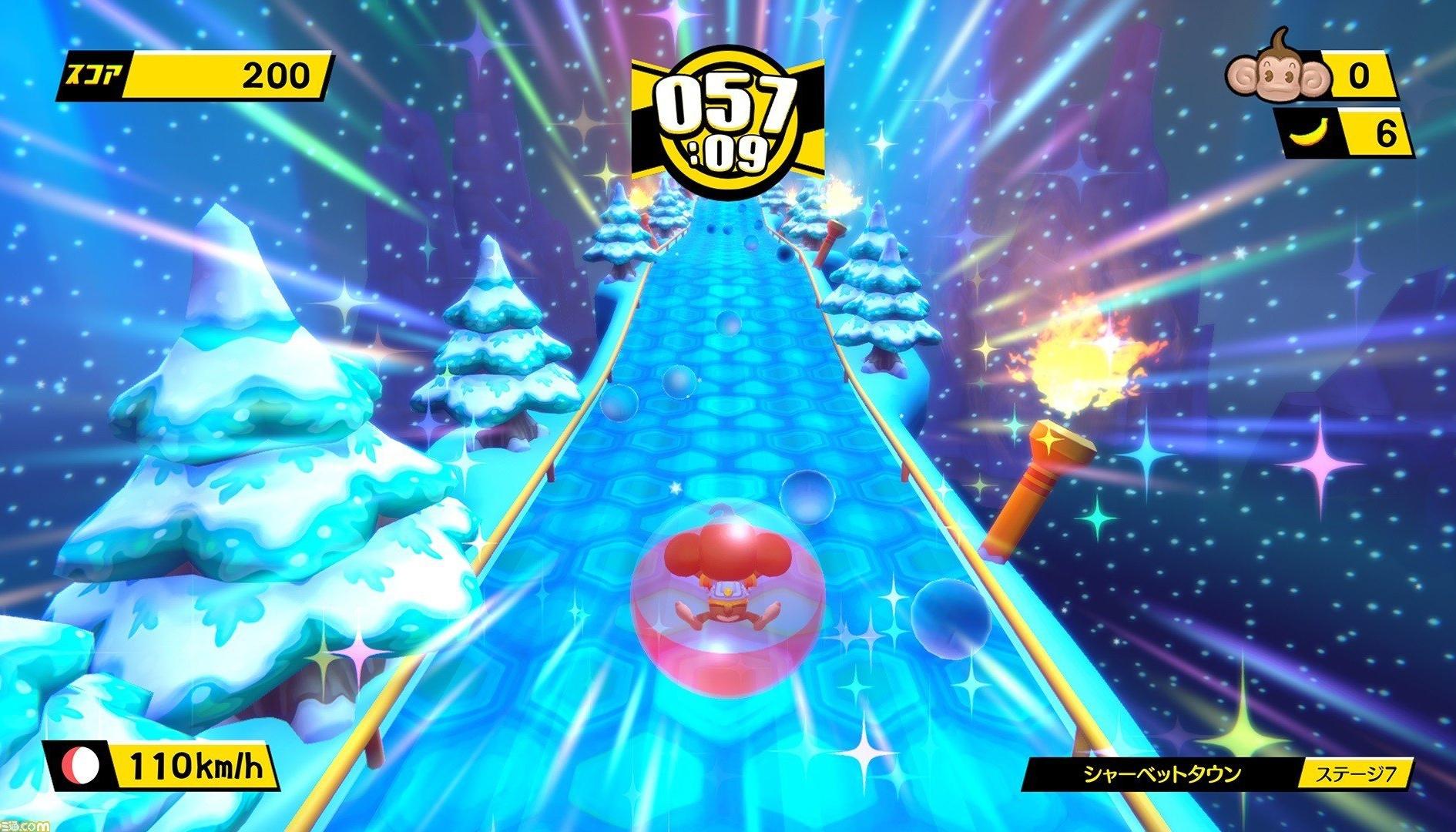 Super Monkey Ball: Banana Blitz HD è disponibile