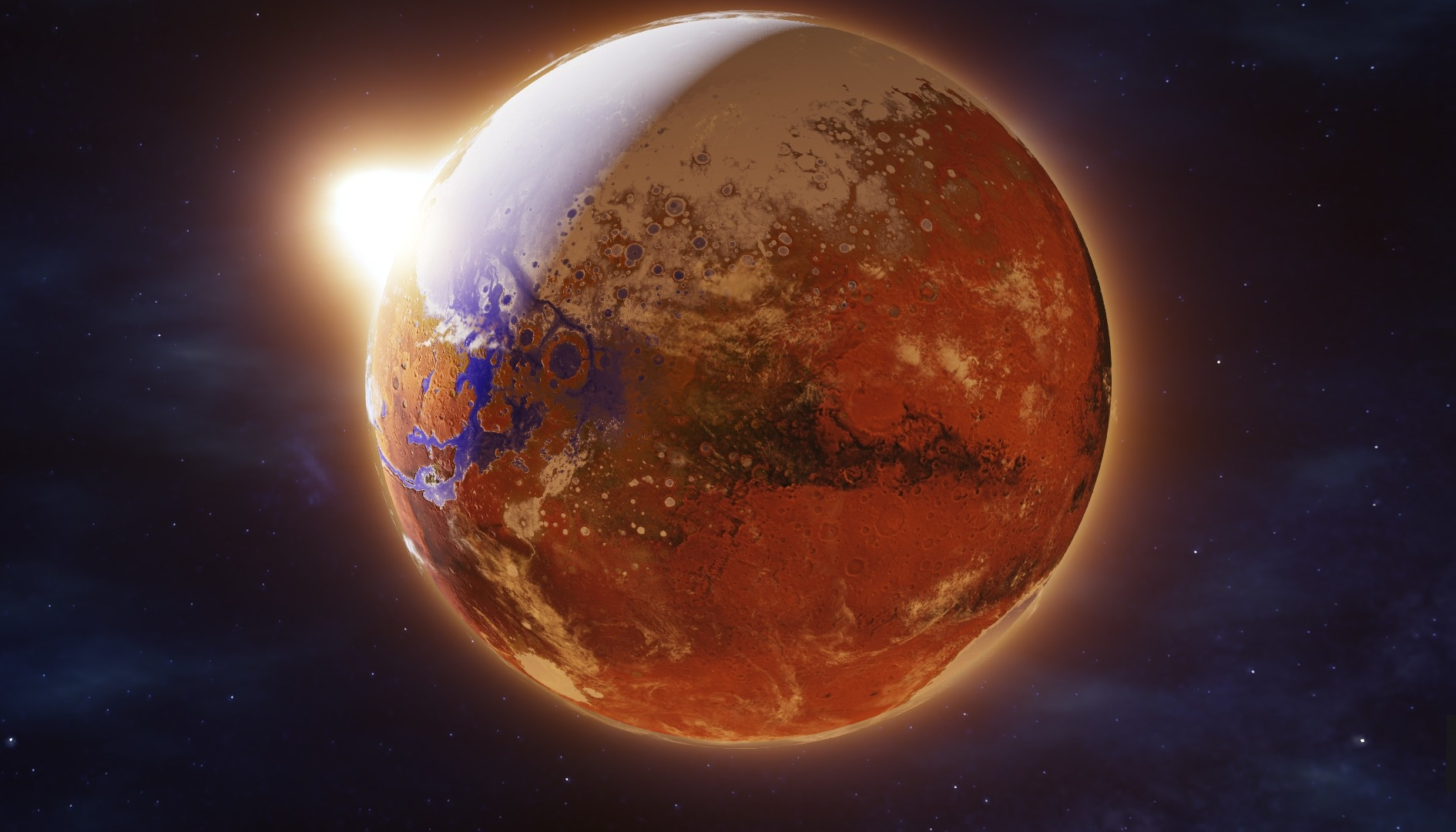 Surviving Mars gratis per un periodo limitato sull'Epic Games Store