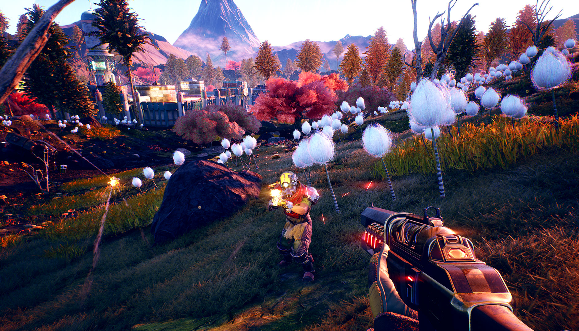 The Outer Worlds: svelati i requisiti PC