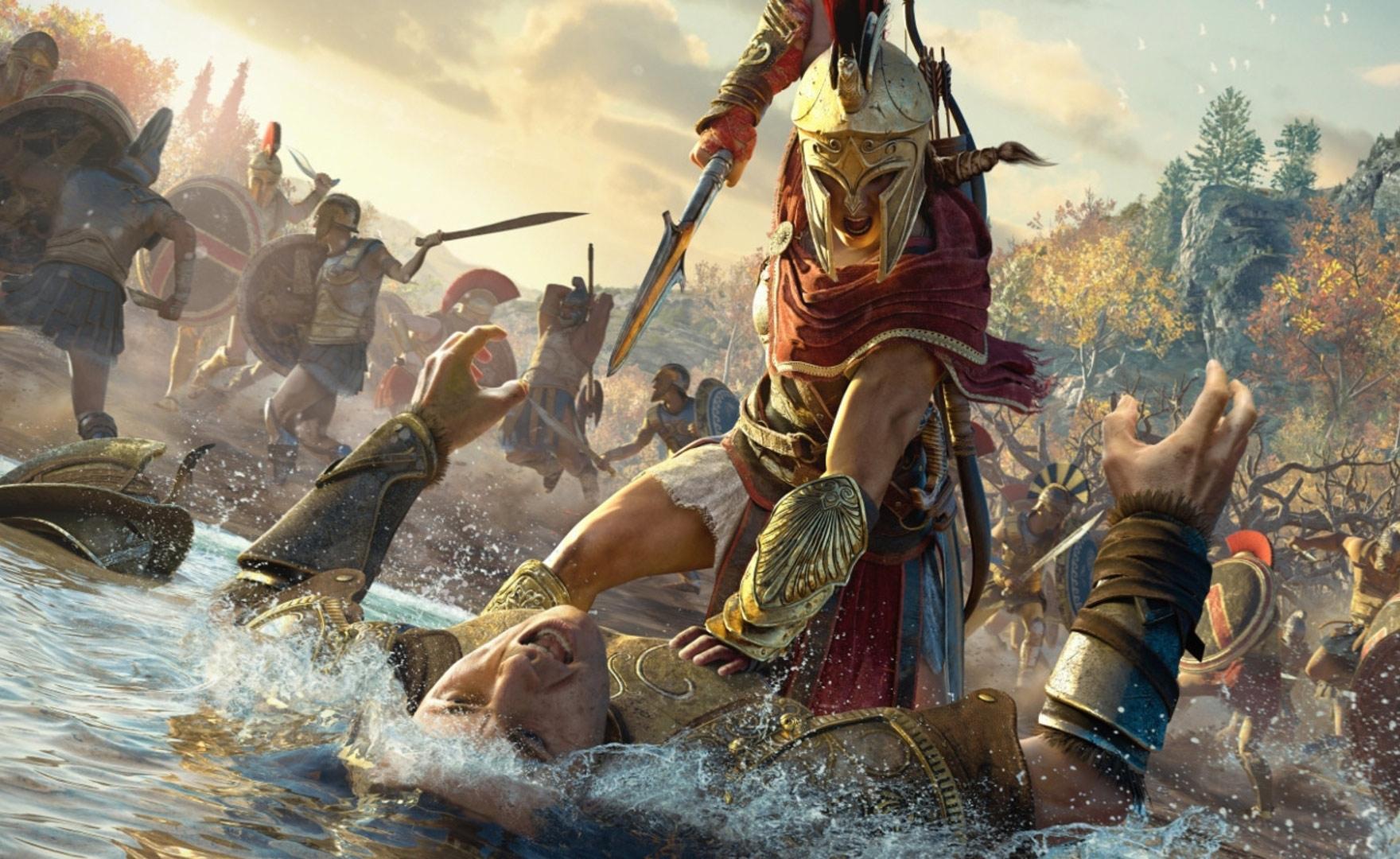 Assassin's Creed: gli ultimi due capitoli per PC scontati fino al 70% su Amazon