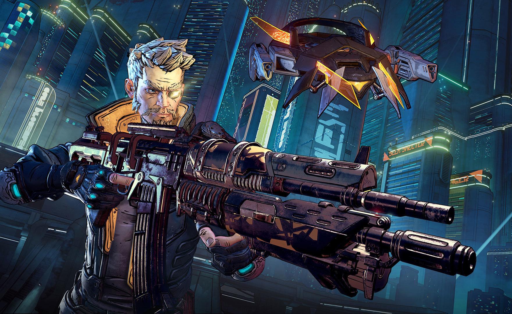 Borderlands 3, ecco quando verrà svelato il primo DLC della campagna