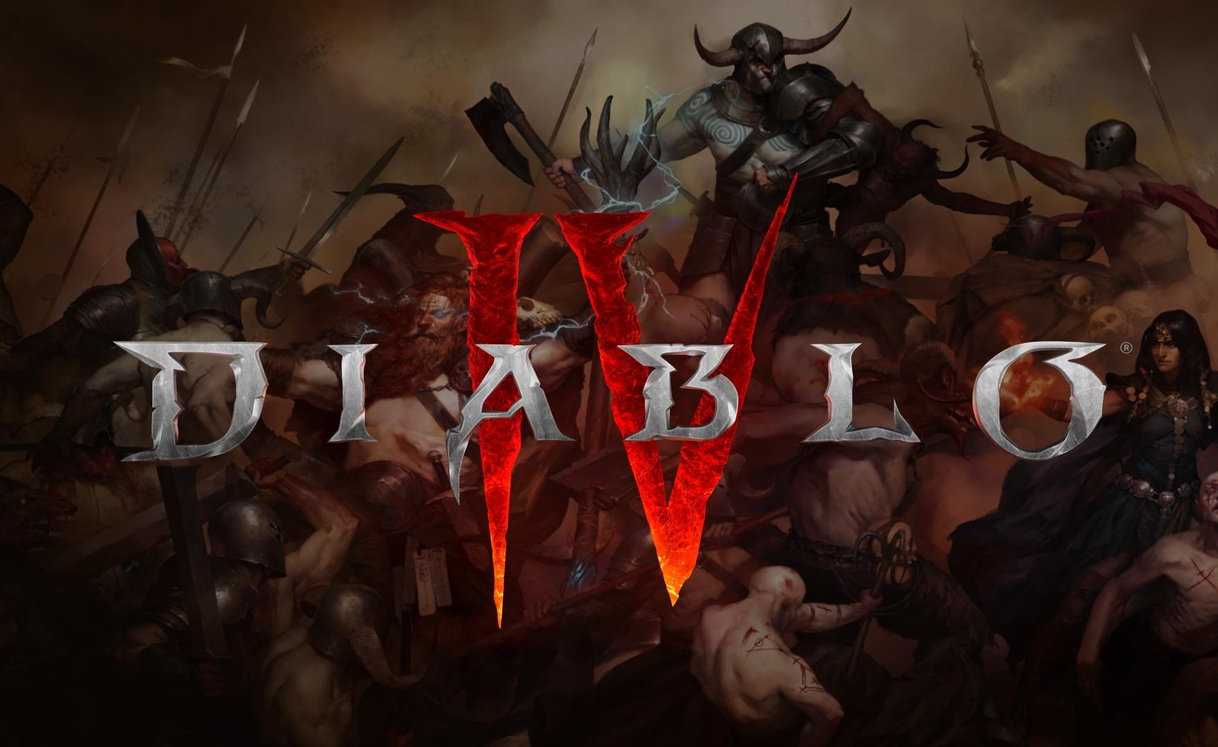 Blizzard annuncia Diablo IV
