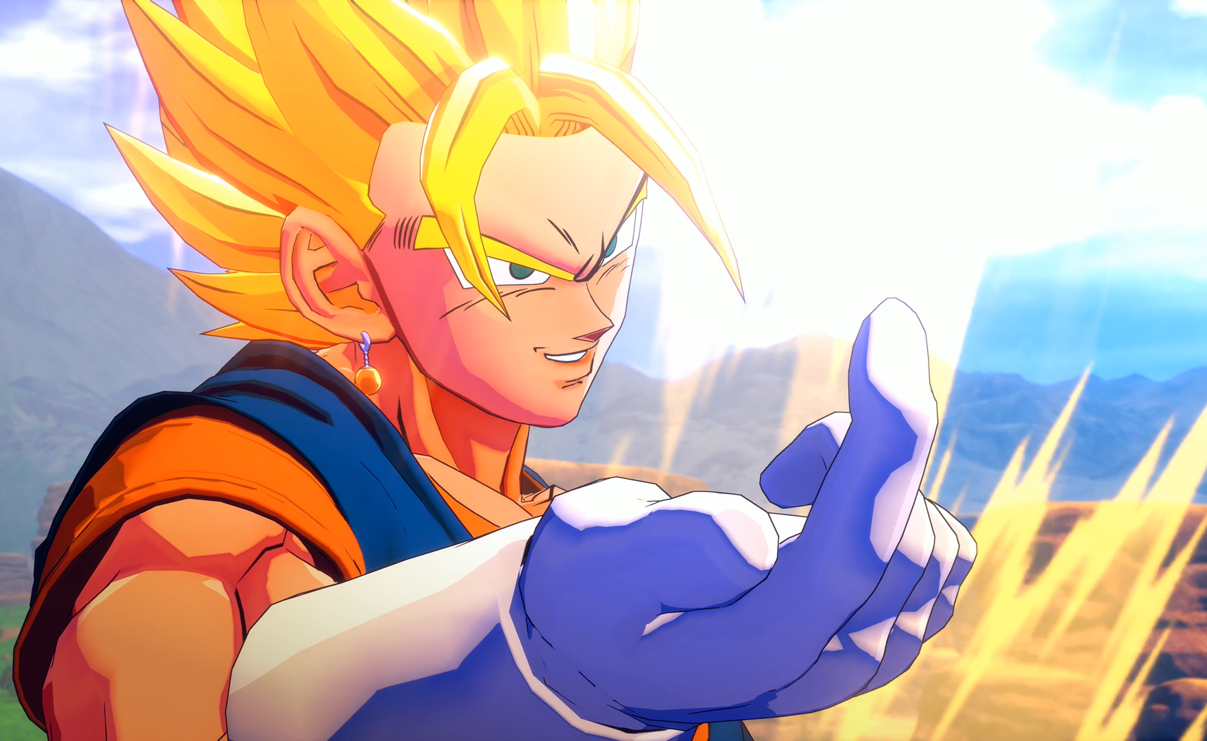 Dragon Ball Z Kakarot, Vegeta contro Majin Buu nel nuovo video gameplay