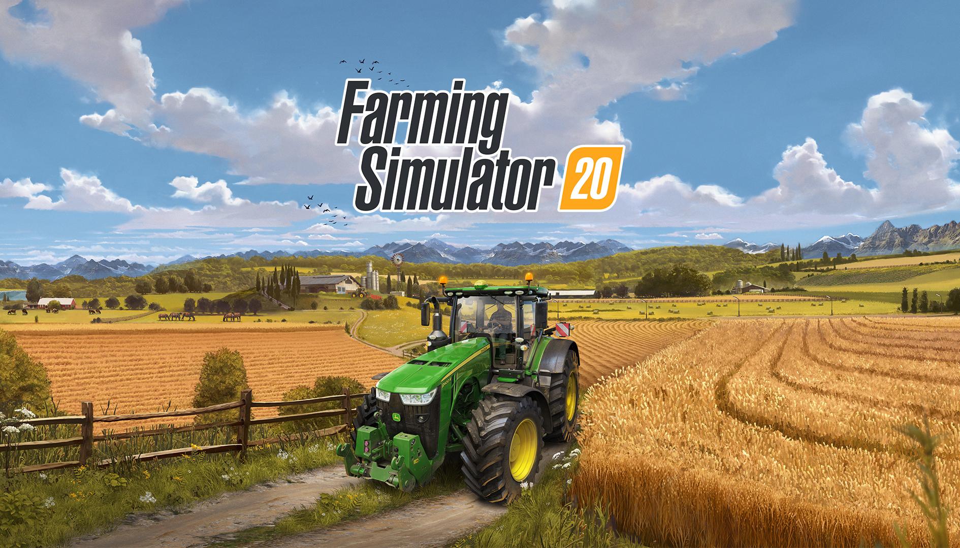 Farming Simulator 20, il nuovo trailer mostra i nuovi contenuti del gioco