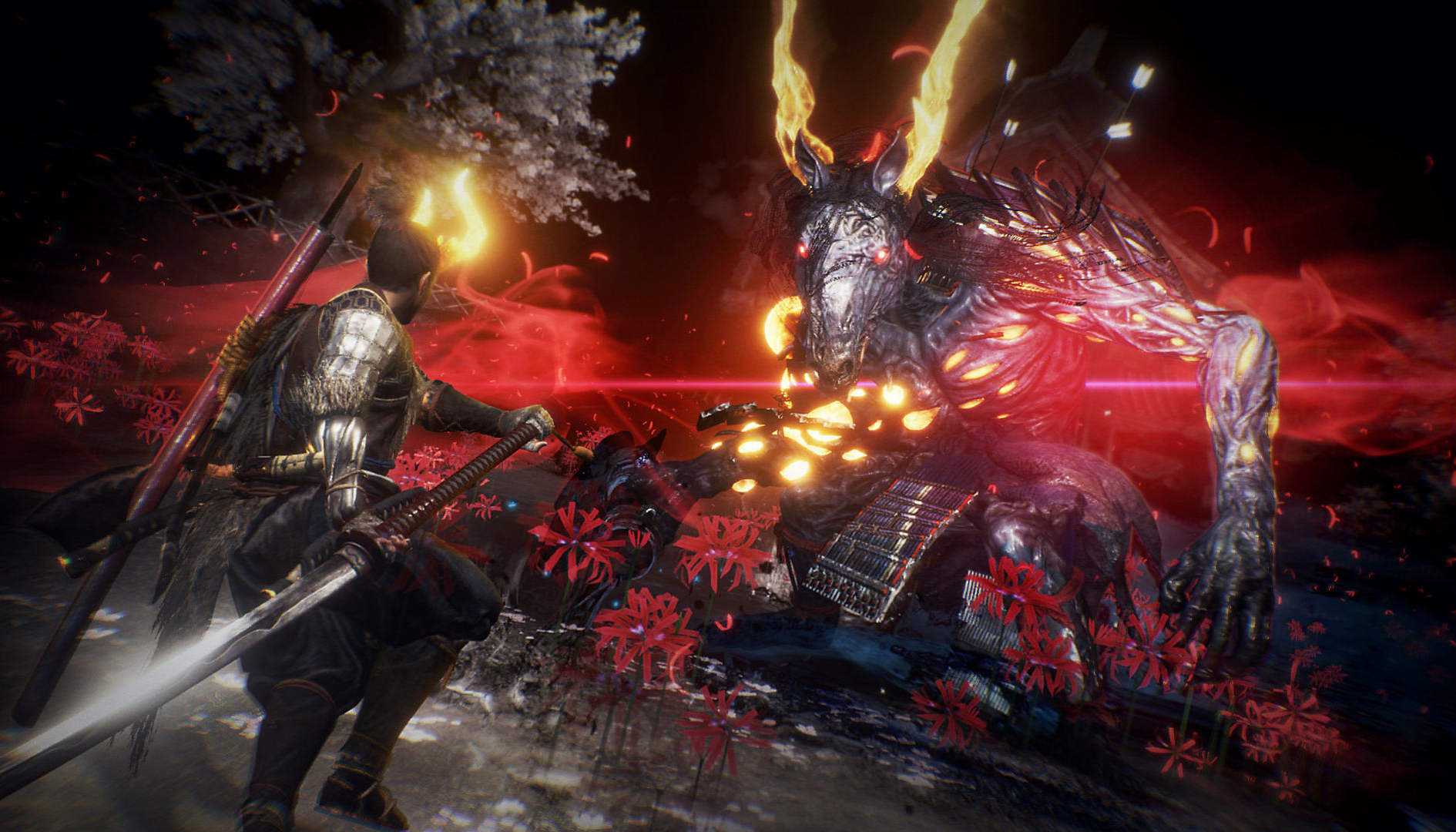 Nioh 2, disponibile un nuovo video gameplay proveniente dalla demo finale