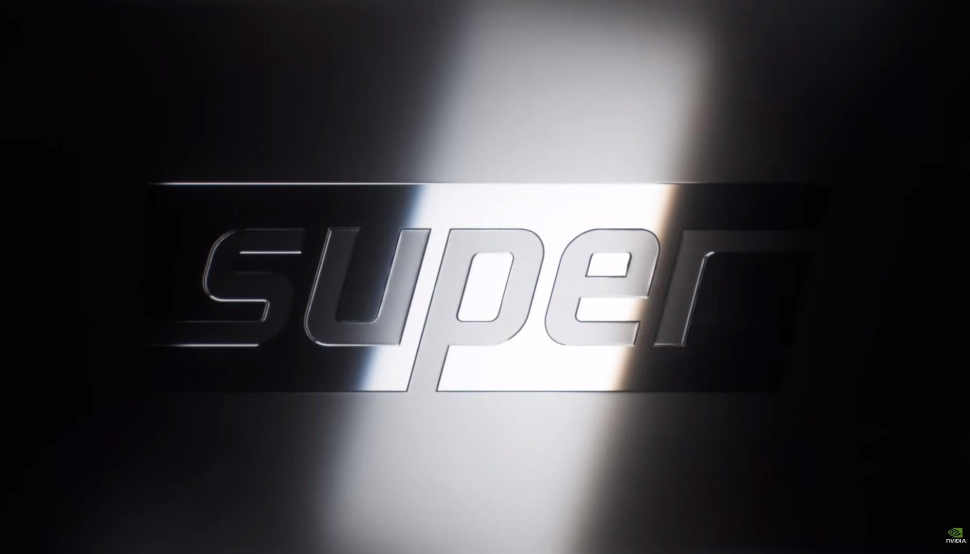 Schede video SUPER, Nvidia non ha ancora finito?