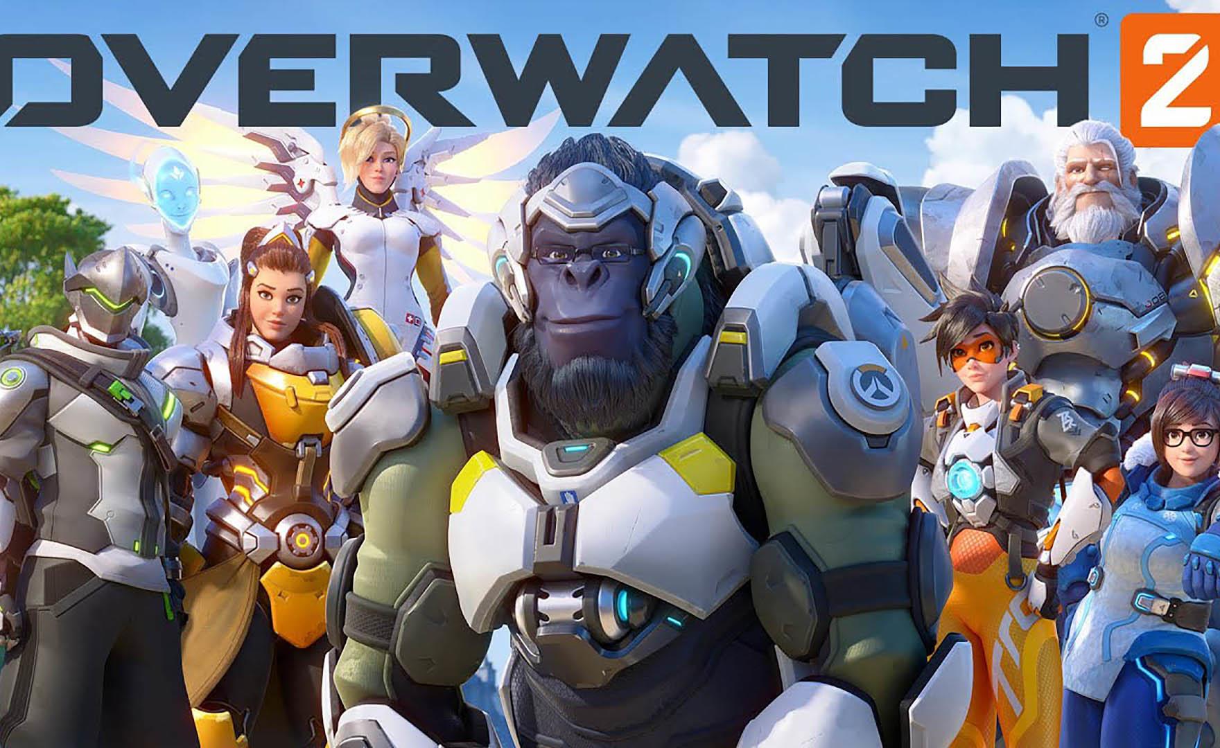 Overwatch 2: le mappe saranno molto più grandi e la Storia avrà molti filmati