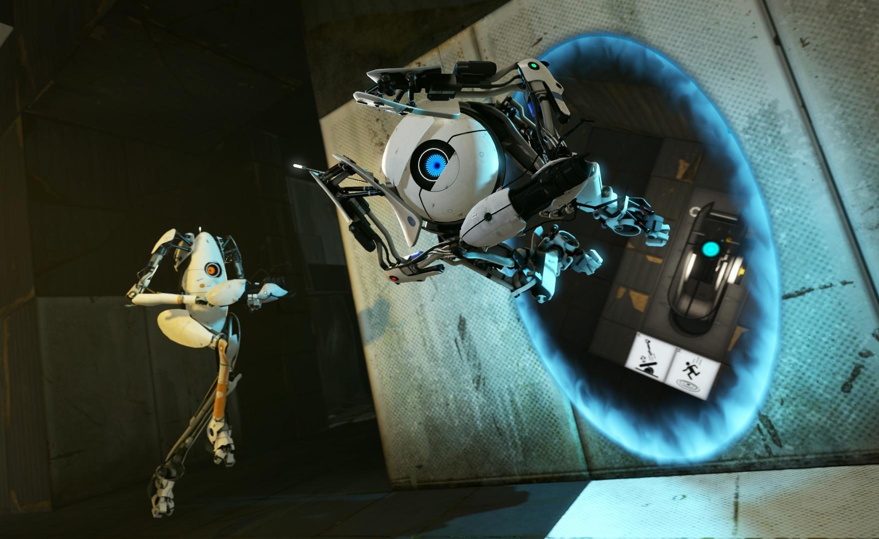 Portal 2 è stato aggiornato: ecco le novità introdotte