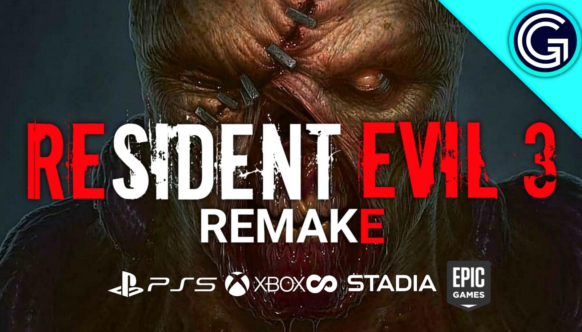 Resident Evil 3 Remake: Capcom ha condiviso un teaser?