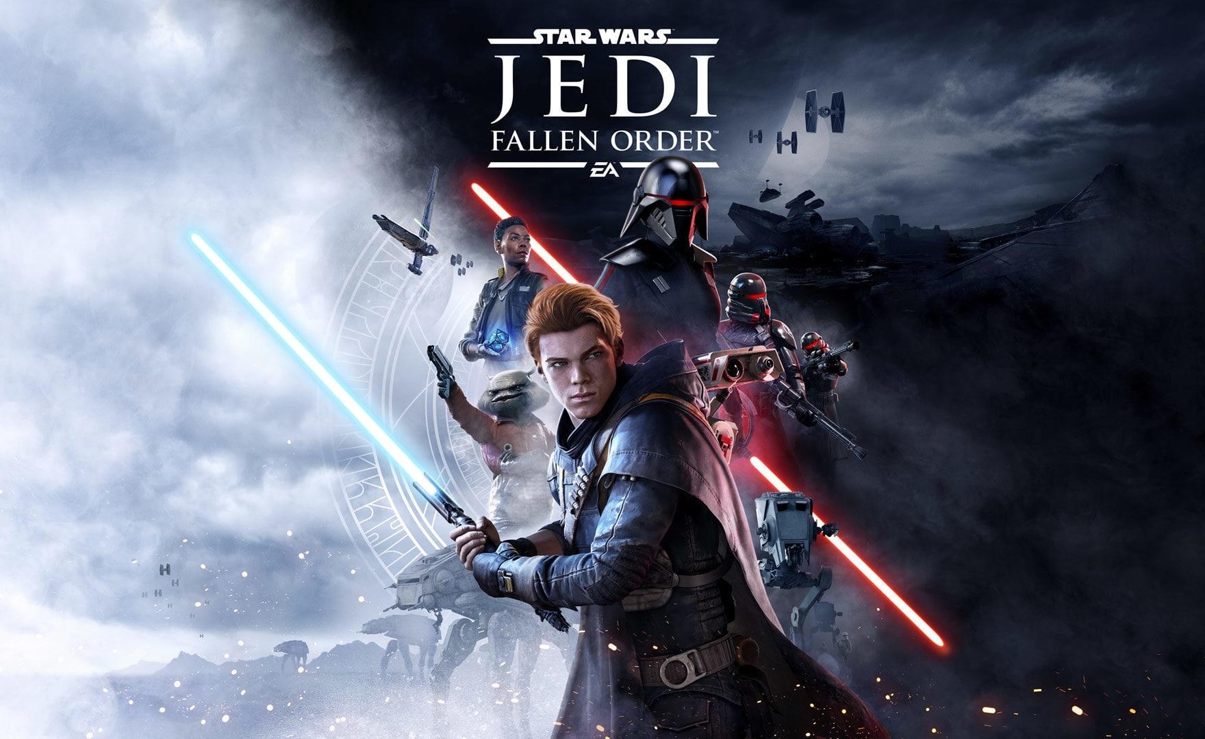 Star Wars Jedi Fallen Order, le differenze tra Xbox One e Xbox One x sono decisamente evidenti