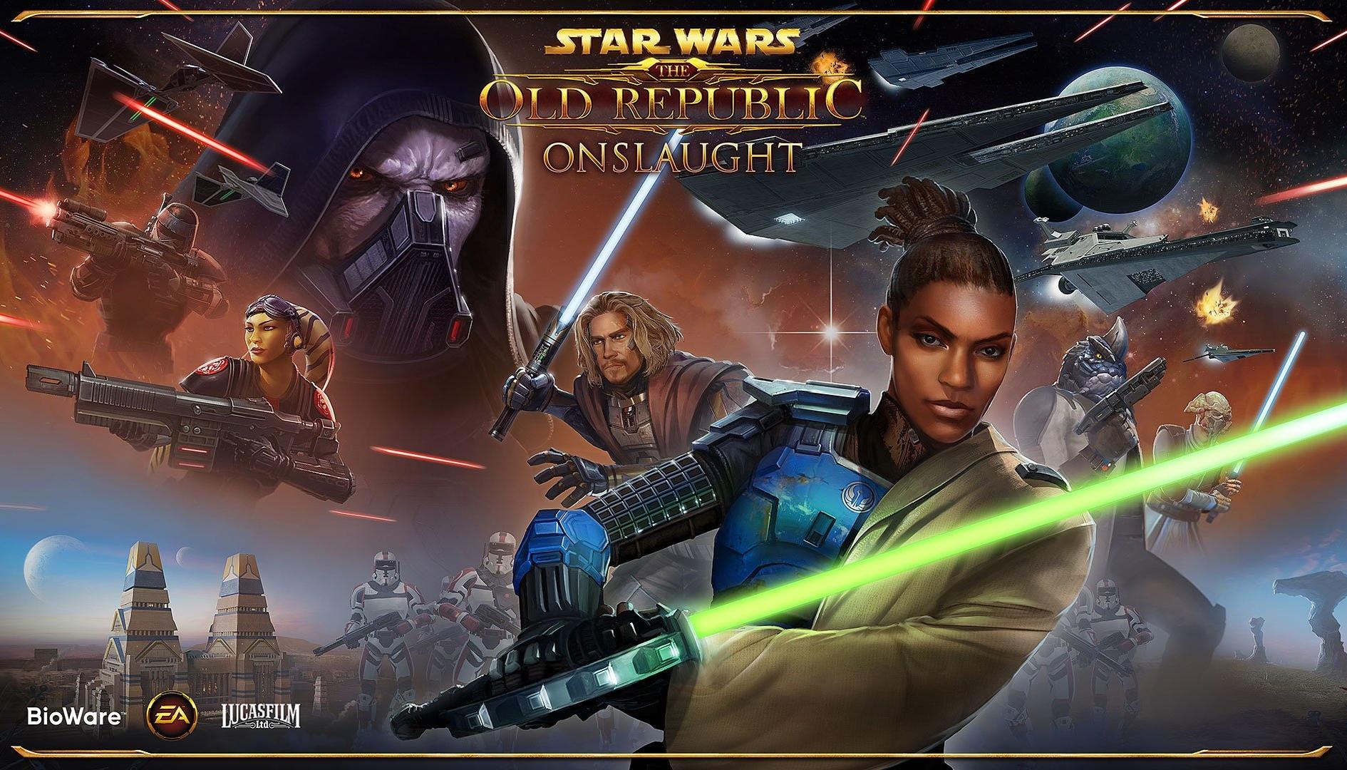 Star Wars The Old Republic ha incassato quasi un miliardo di dollari dal lancio