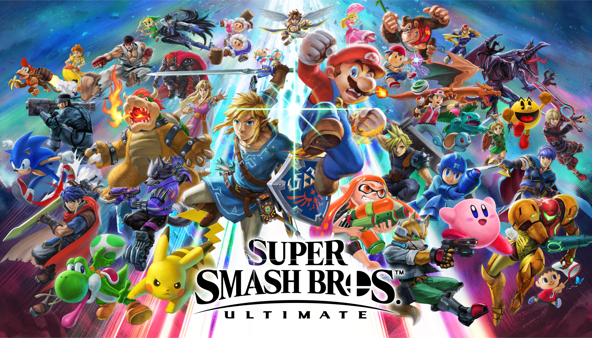 Super Smash Bros Ultimate: niente personaggi inediti nel Direct