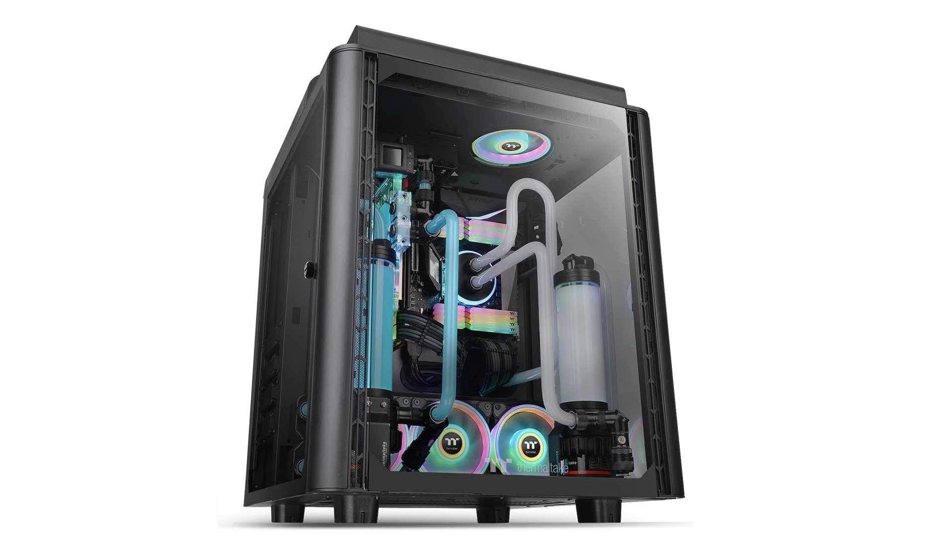 Thermaltake Level 20 HT, un case per chi ha bisogno di spazio