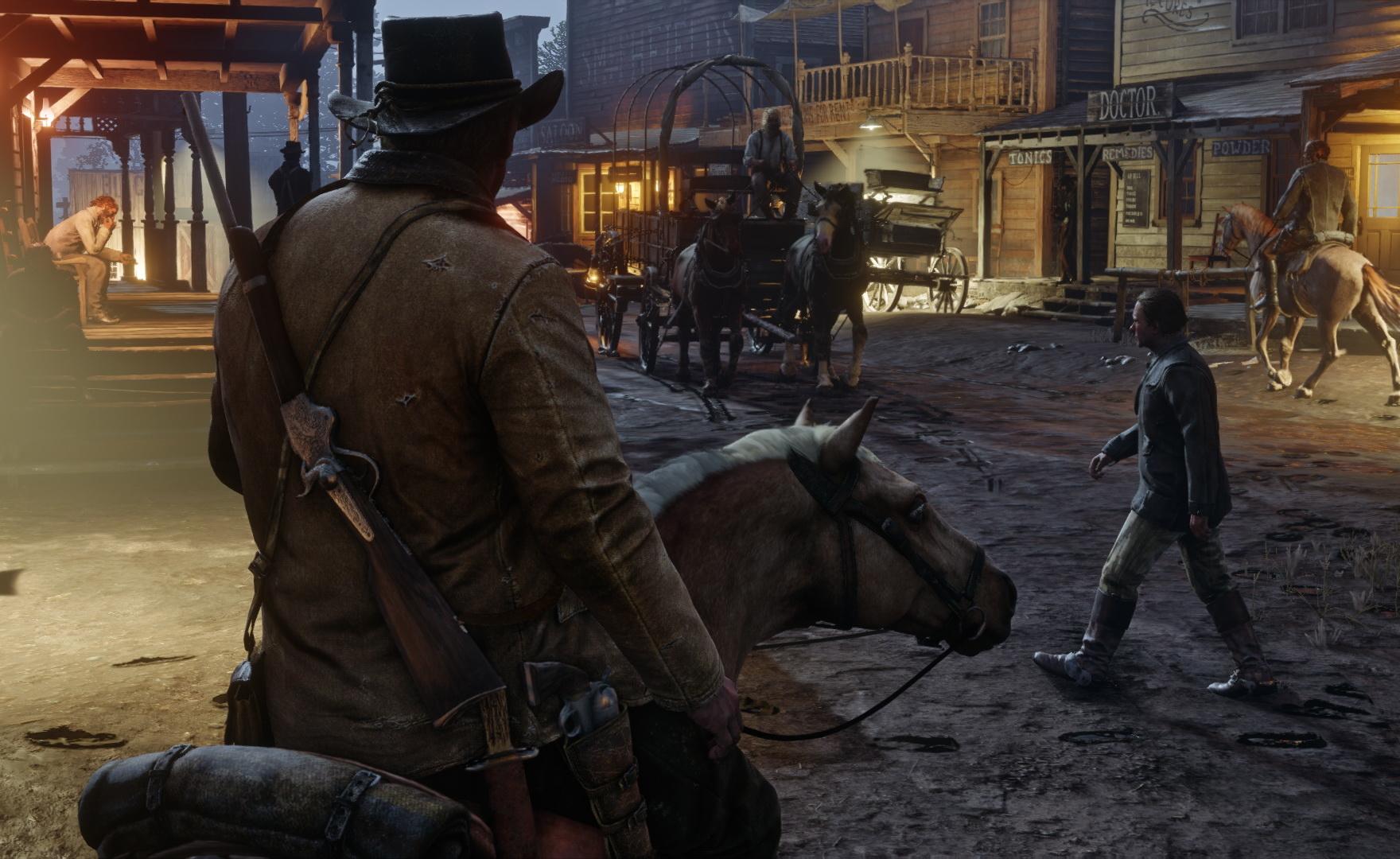 Red Dead Redemption 2: tornano gli animali nella modalità Online