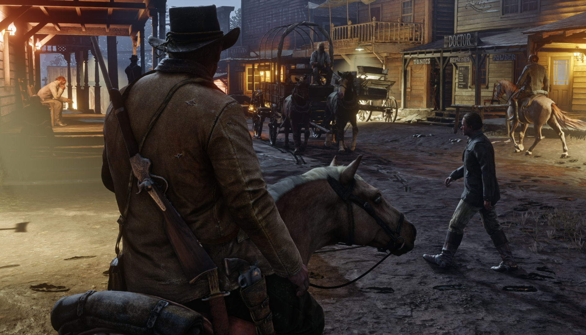 Red Dead Redemption 2 su PC: nuova patch disponibile, risolve i problemi con l'antivirus