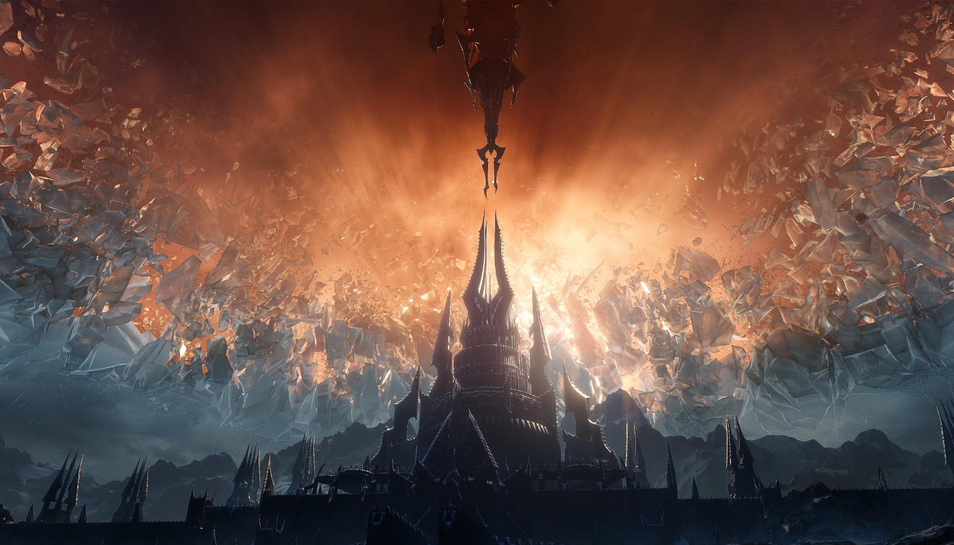 World of Warcraft, in arrivo la nuova espansione Shadowlands