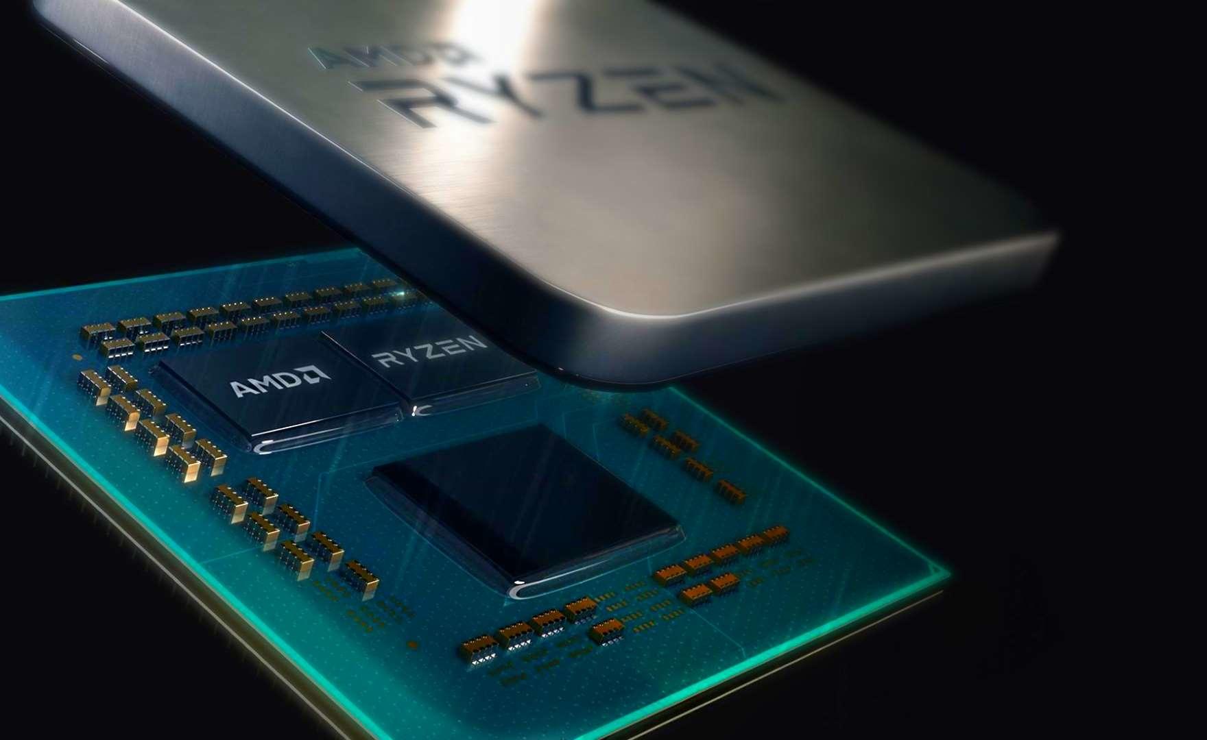 CPU vendute su Mindfactory, nuovo record per AMD: raggiunge l'82%