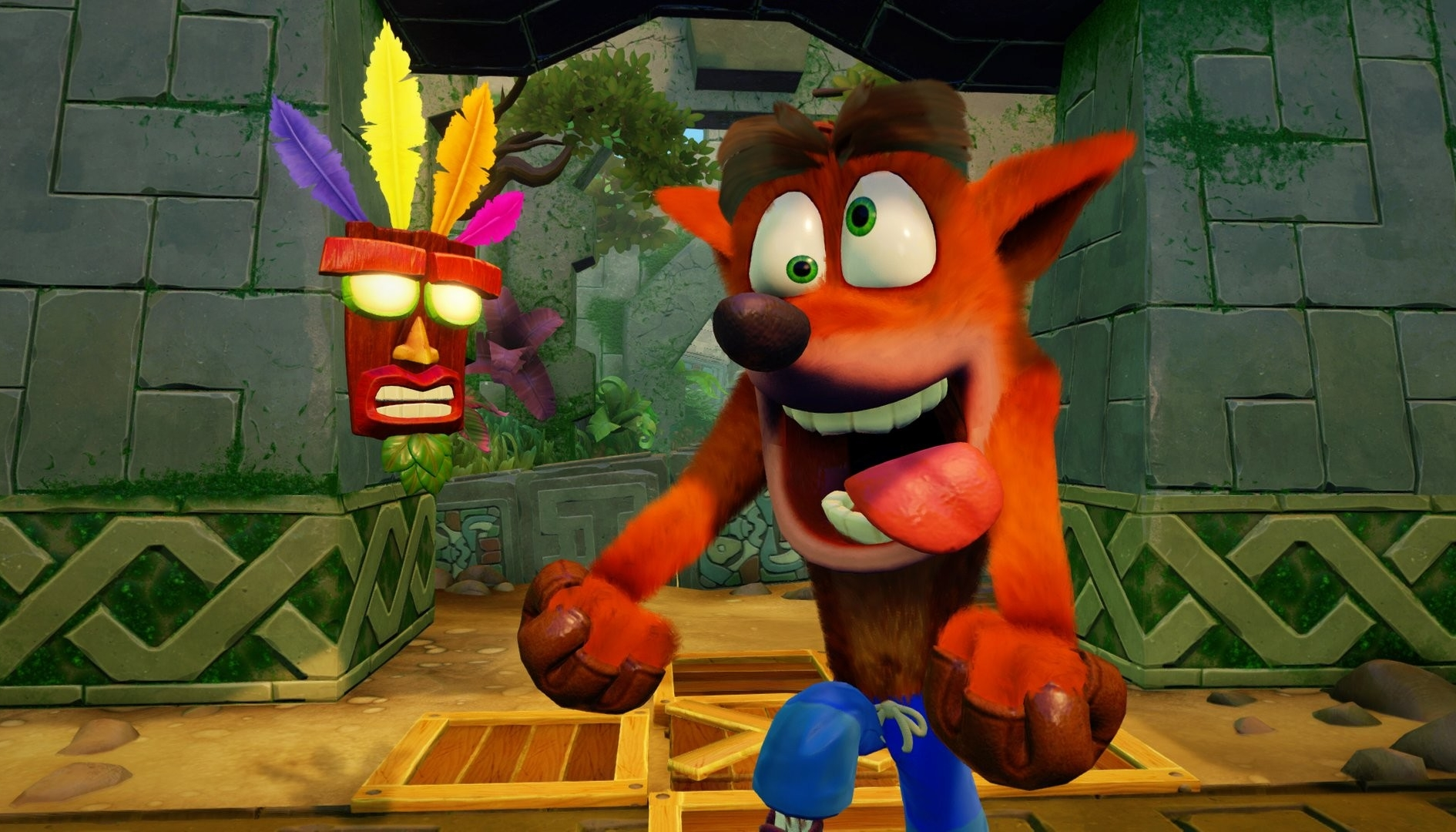 Crash Bandicoot, a breve potrebbe arrivare un nuovo annuncio