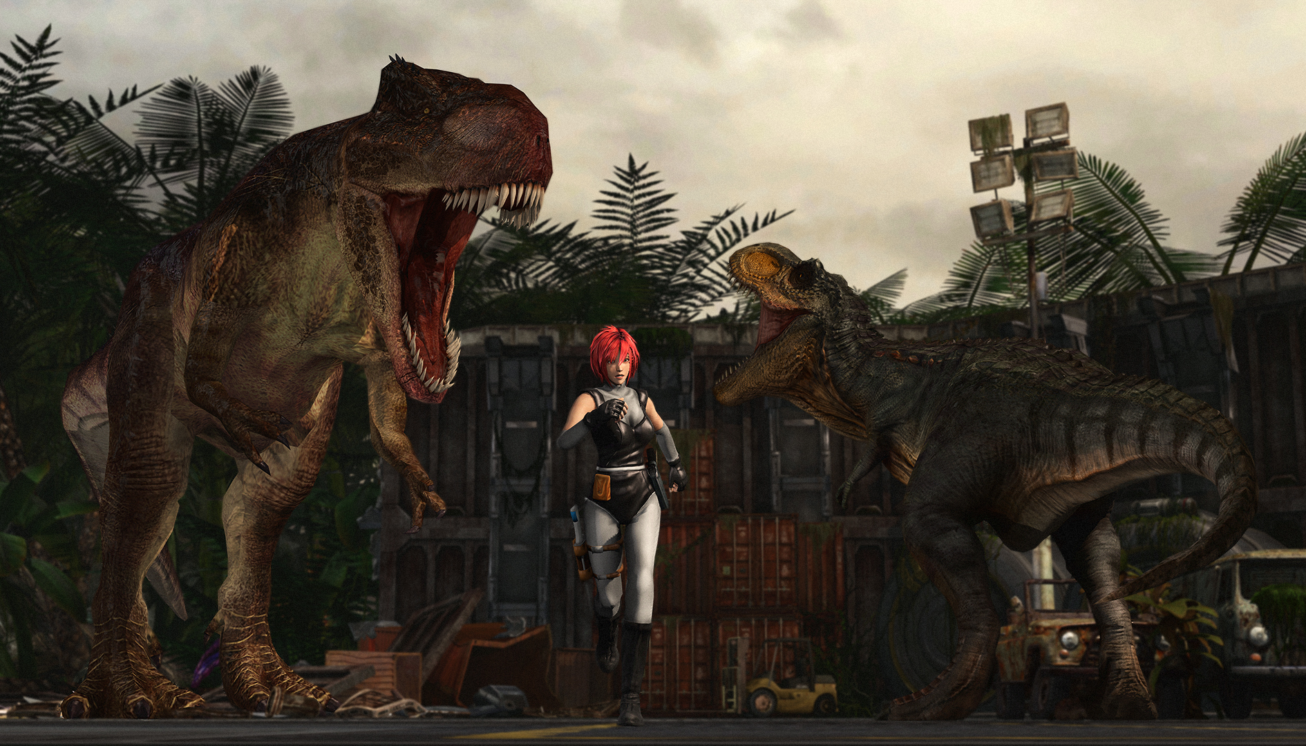 Dino Crisis: Capcom rinnova ufficialmente il marchio della serie