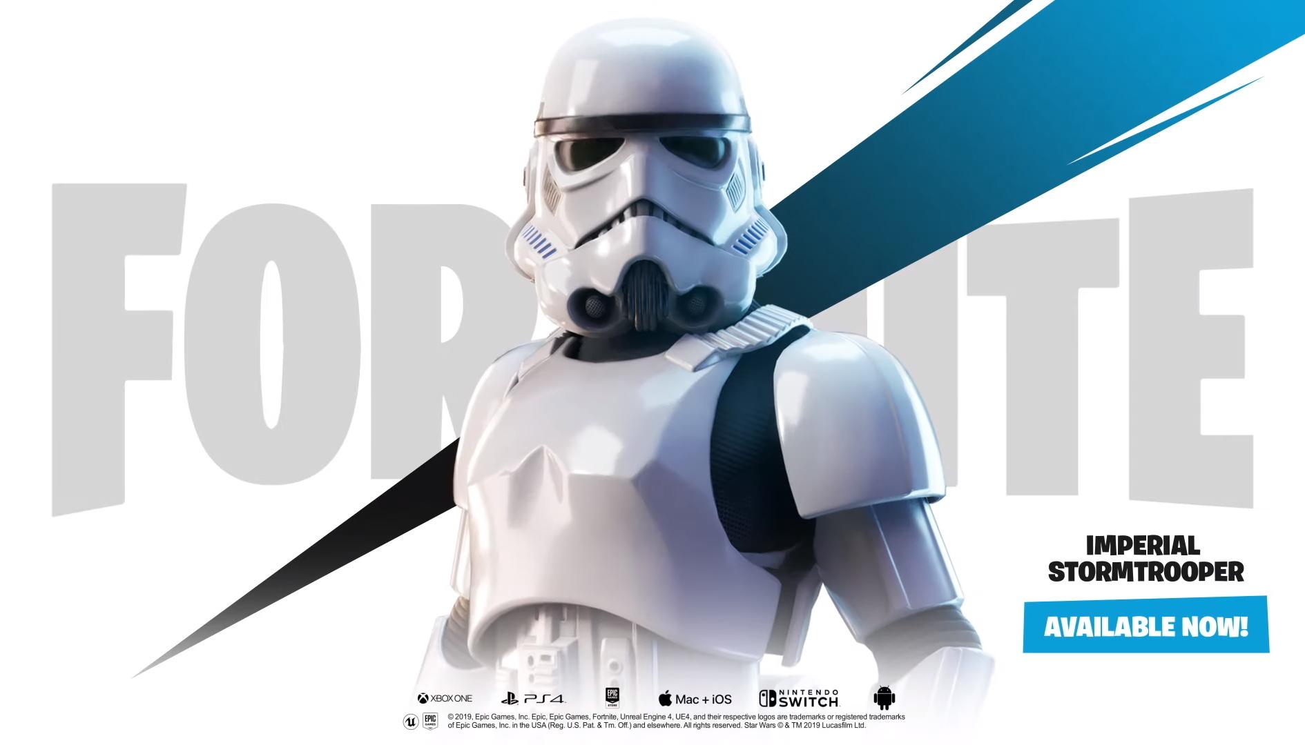 Fortnite x Star Wars: previsto un nuovo evento per il 14 dicembre