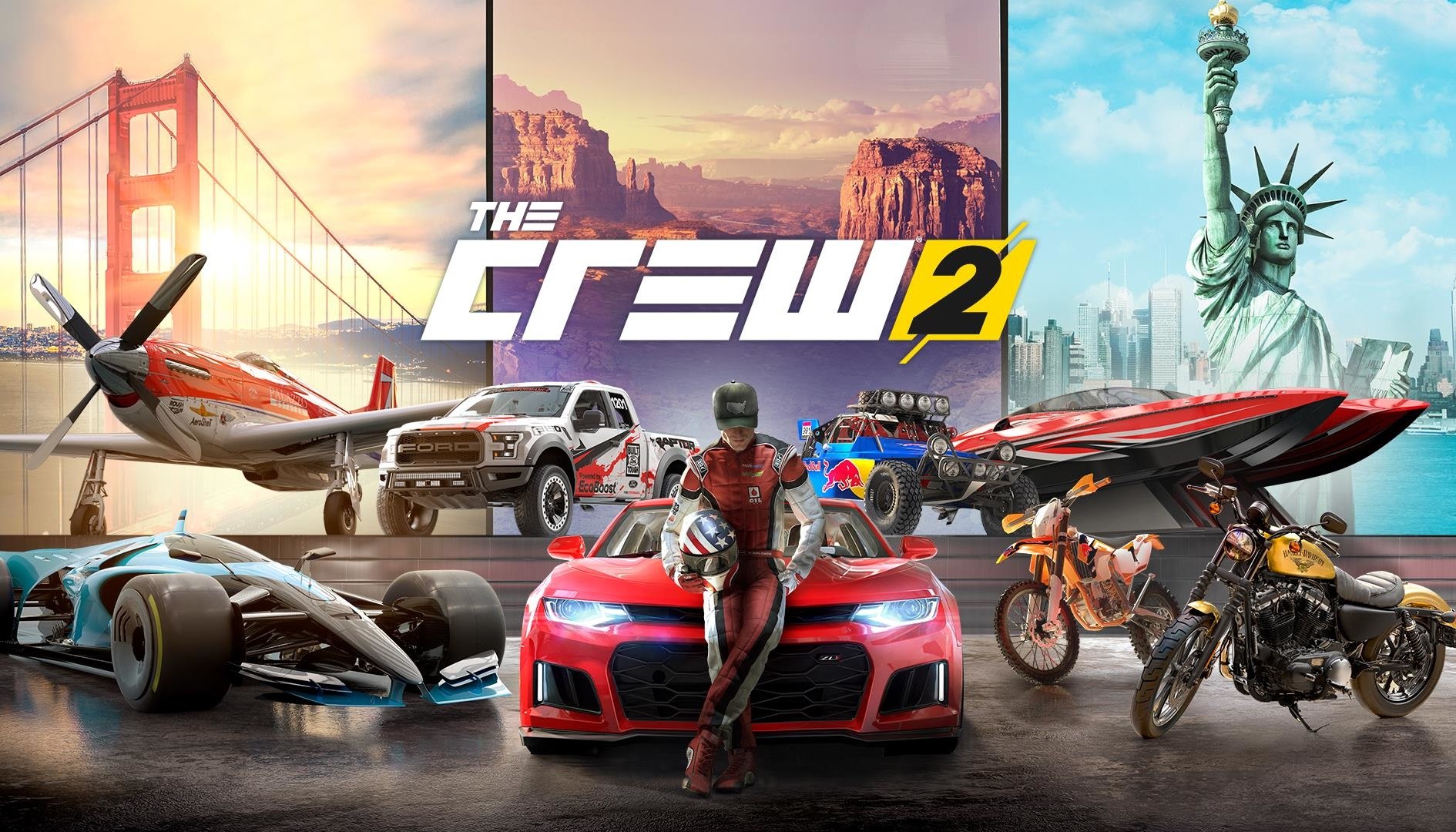 The Crew 2 giocabile gratuitamente questo weekend