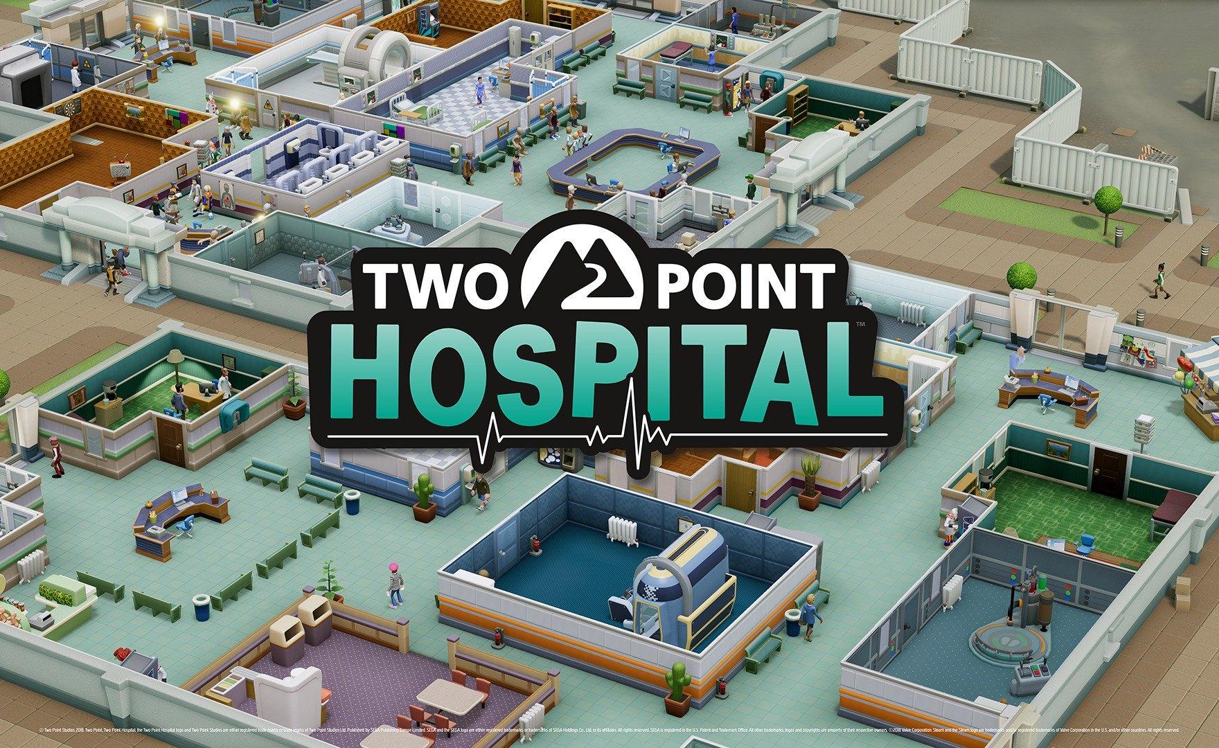 Two Point Hospital arriva su PS4, Xbox One e Switch: ecco la data di uscita