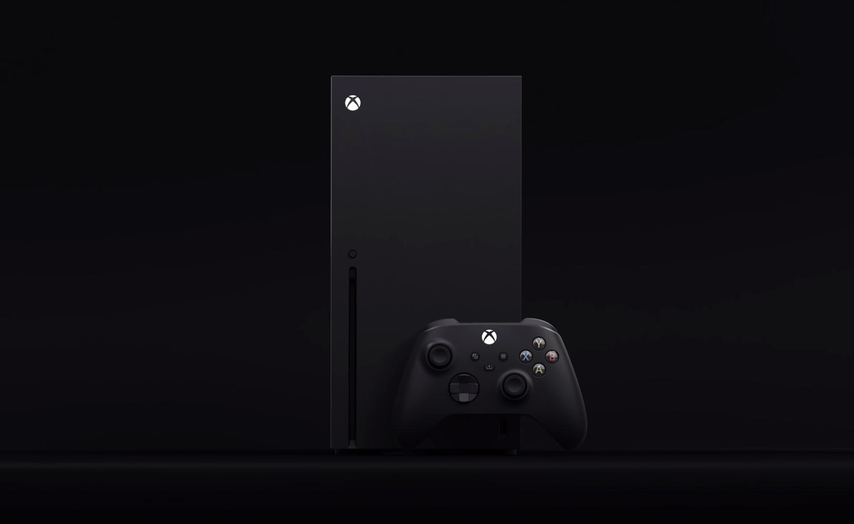 Xbox series X, Microsoft presenta un editor particolare